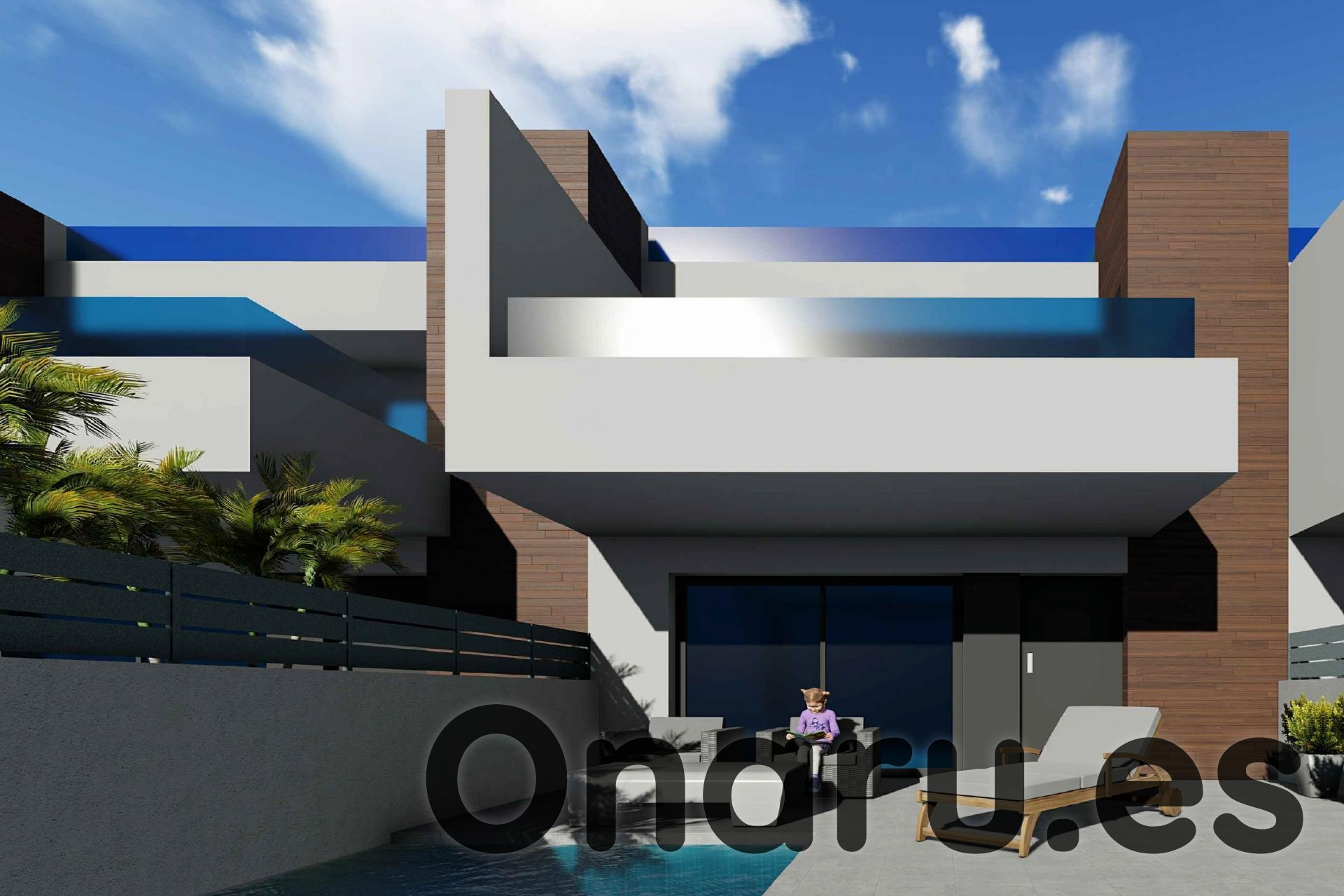 onaru-5433: Villa in Benijófar