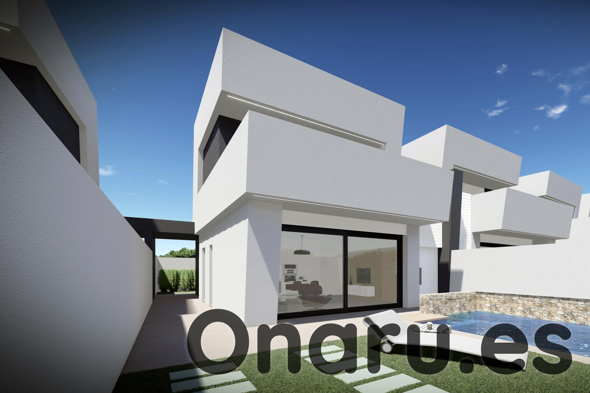 Ref:onaru-5343 Villa For Sale in Santiago de la Ribera