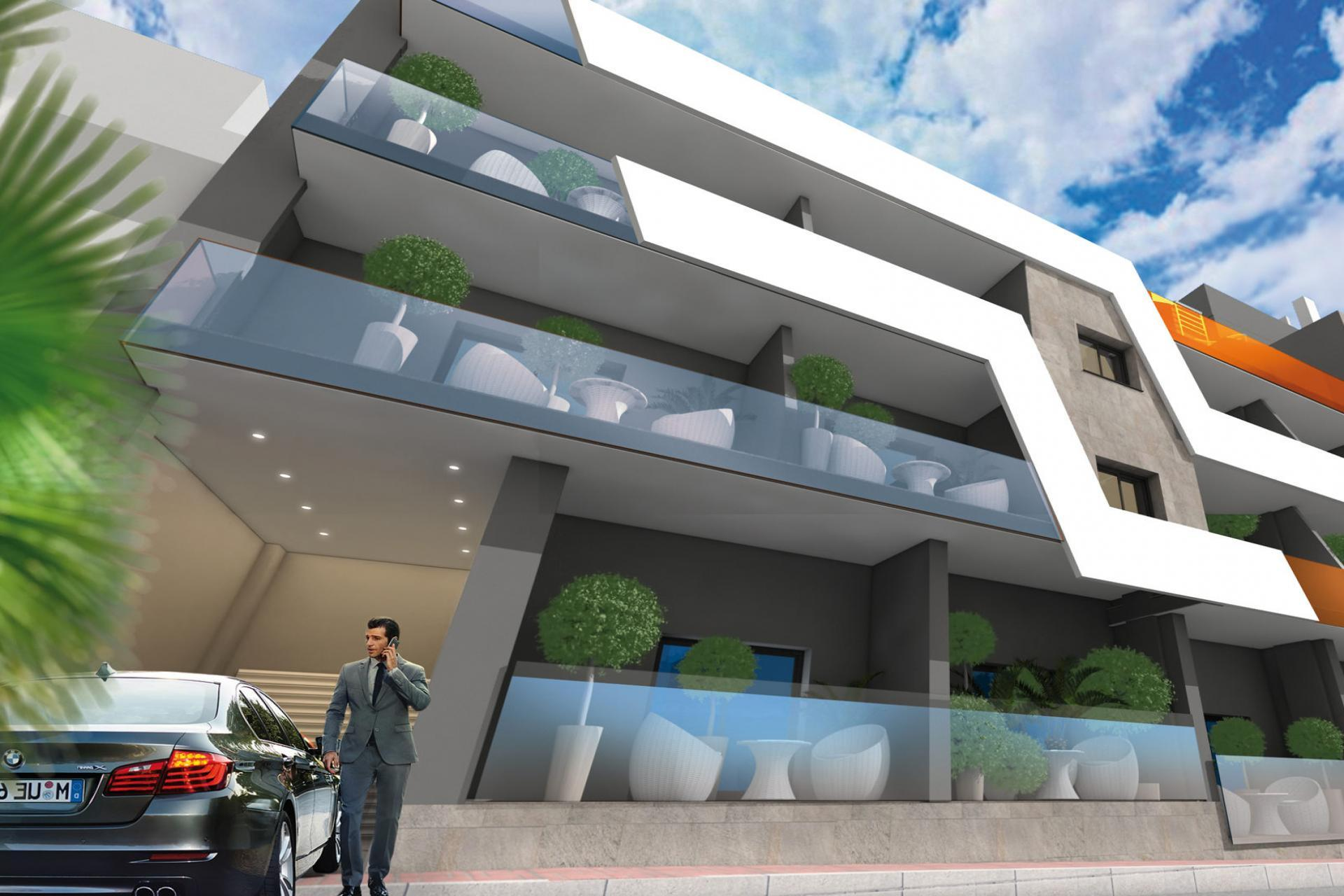 Modern apartment in Torrevieja