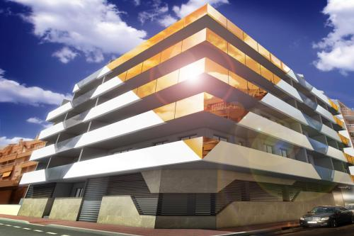 New build apartment Alegria XII - Torrevieja
