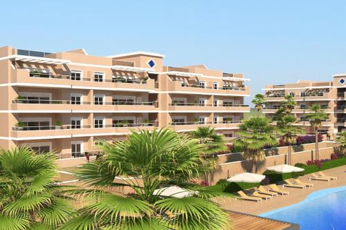 Apartments in Villamartin close to golf course