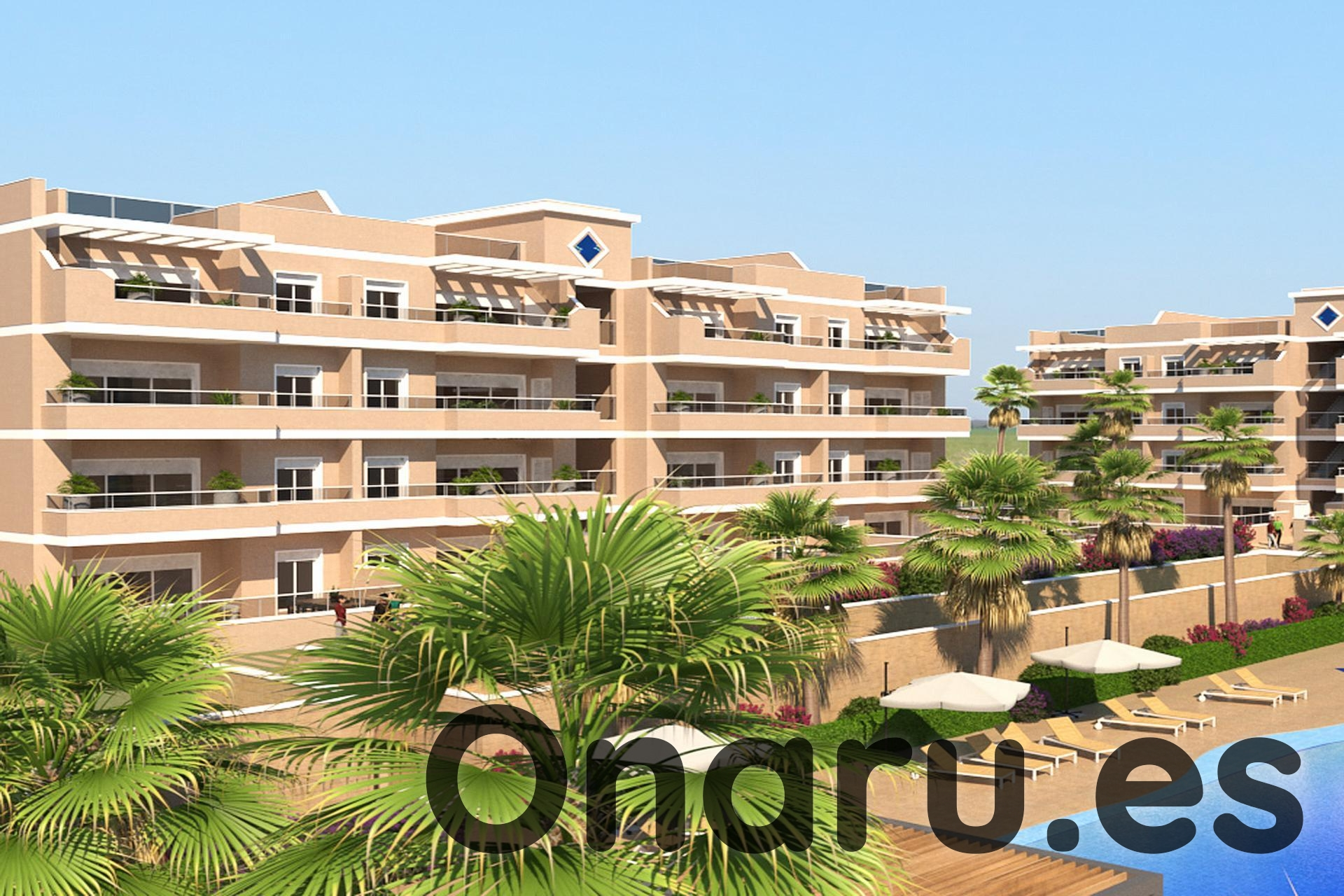 Ref:onaru-5357 Apartment For Sale in Villamartin
