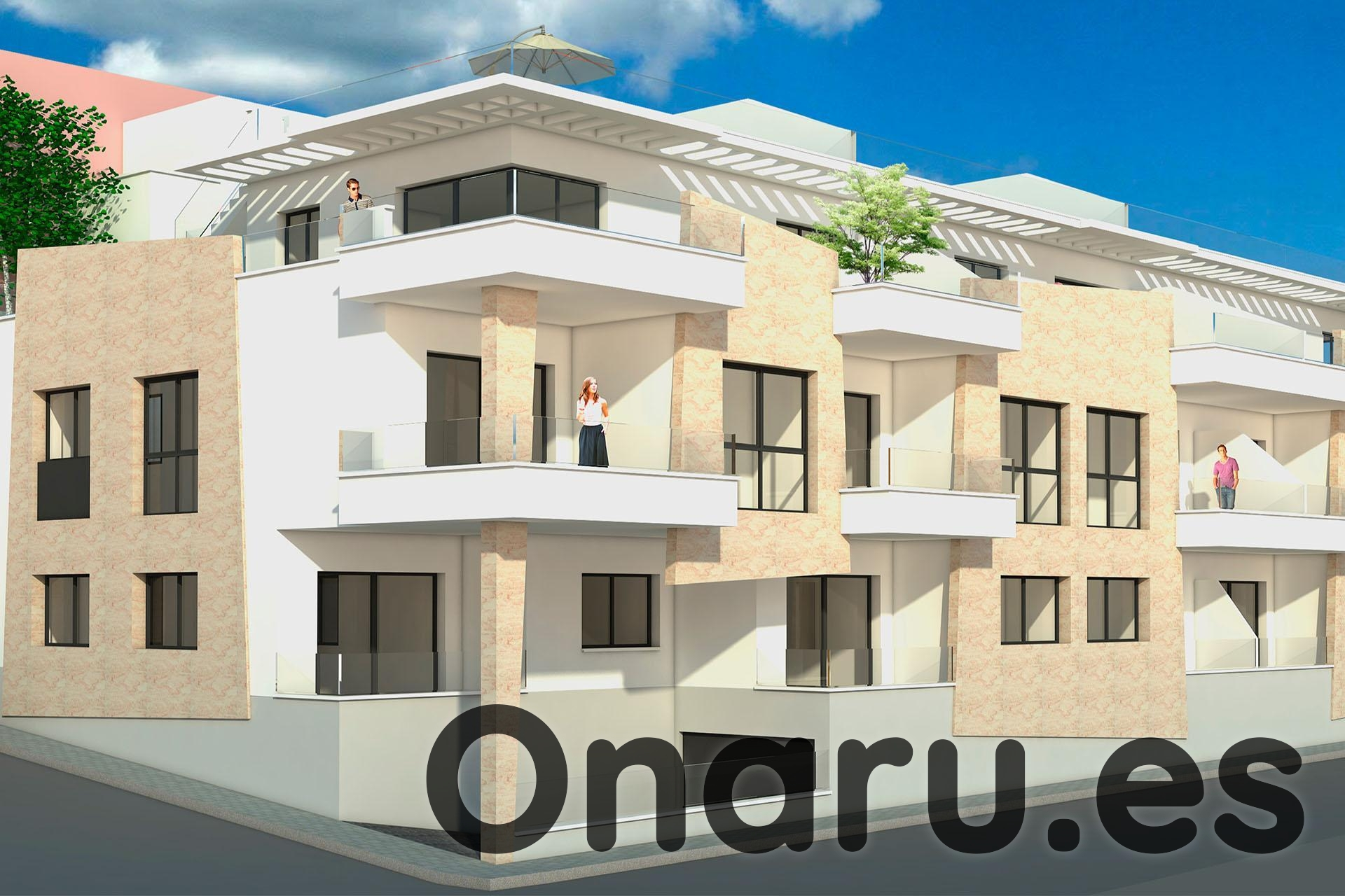 onaru-5358: Apartment in Torre de la Horadada