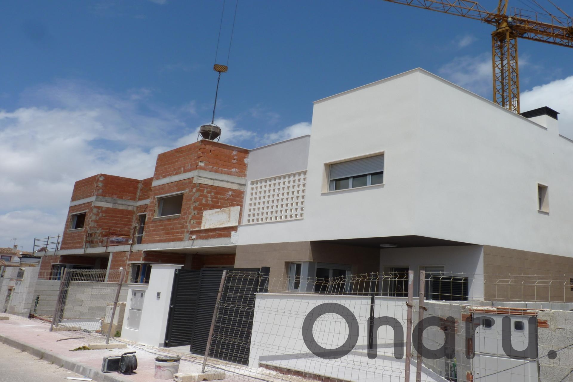 Ref:onaru-5362 Townhouse For Sale in Santiago de la Ribera