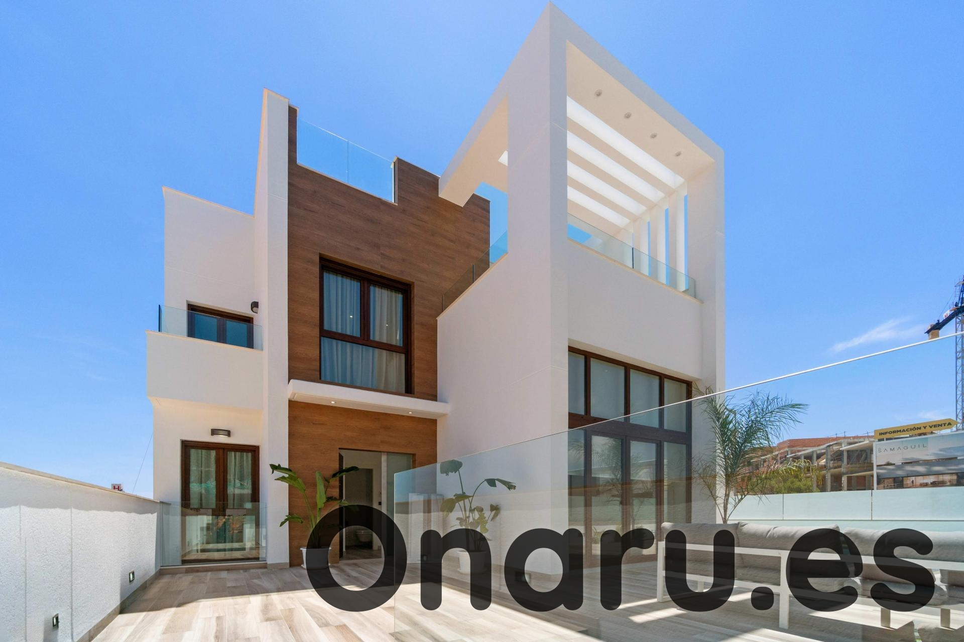 Ref:onaru-5363 Villa For Sale in Los Balcones