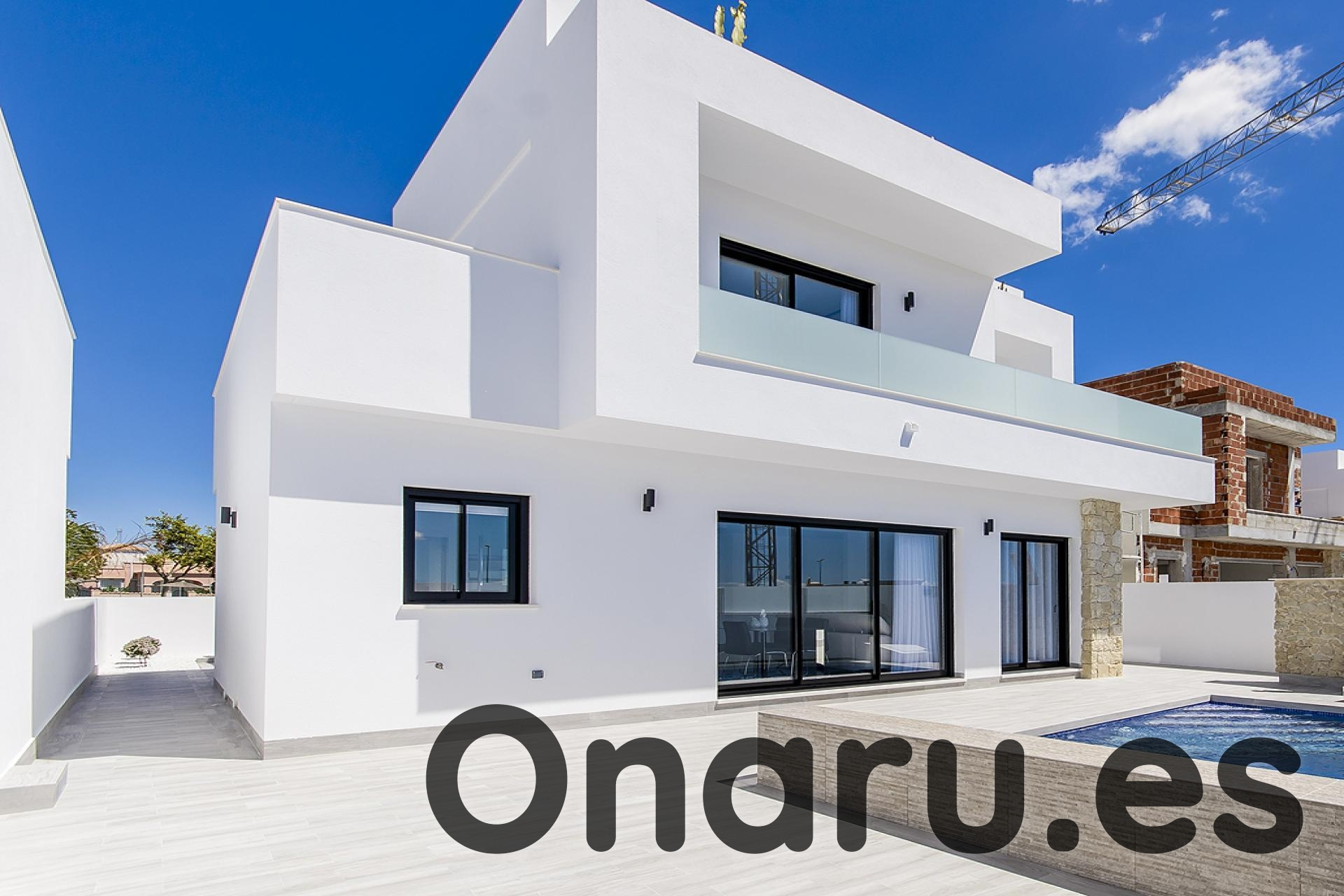 onaru-5368: Villa in Los Montesinos