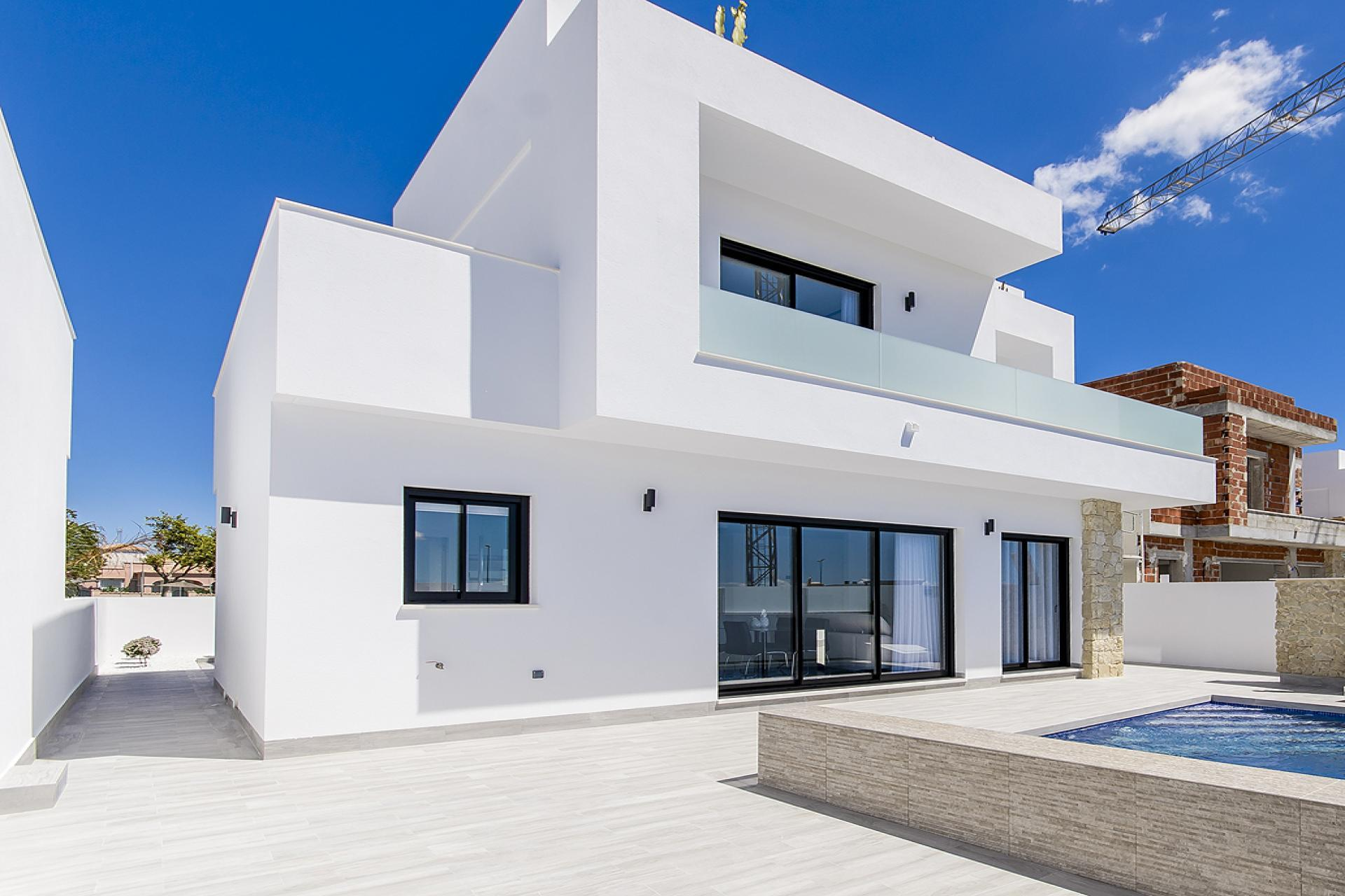 Villa in La Herrada