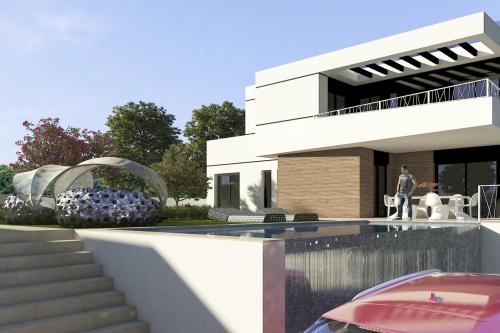 Luxury villa in Finestrat