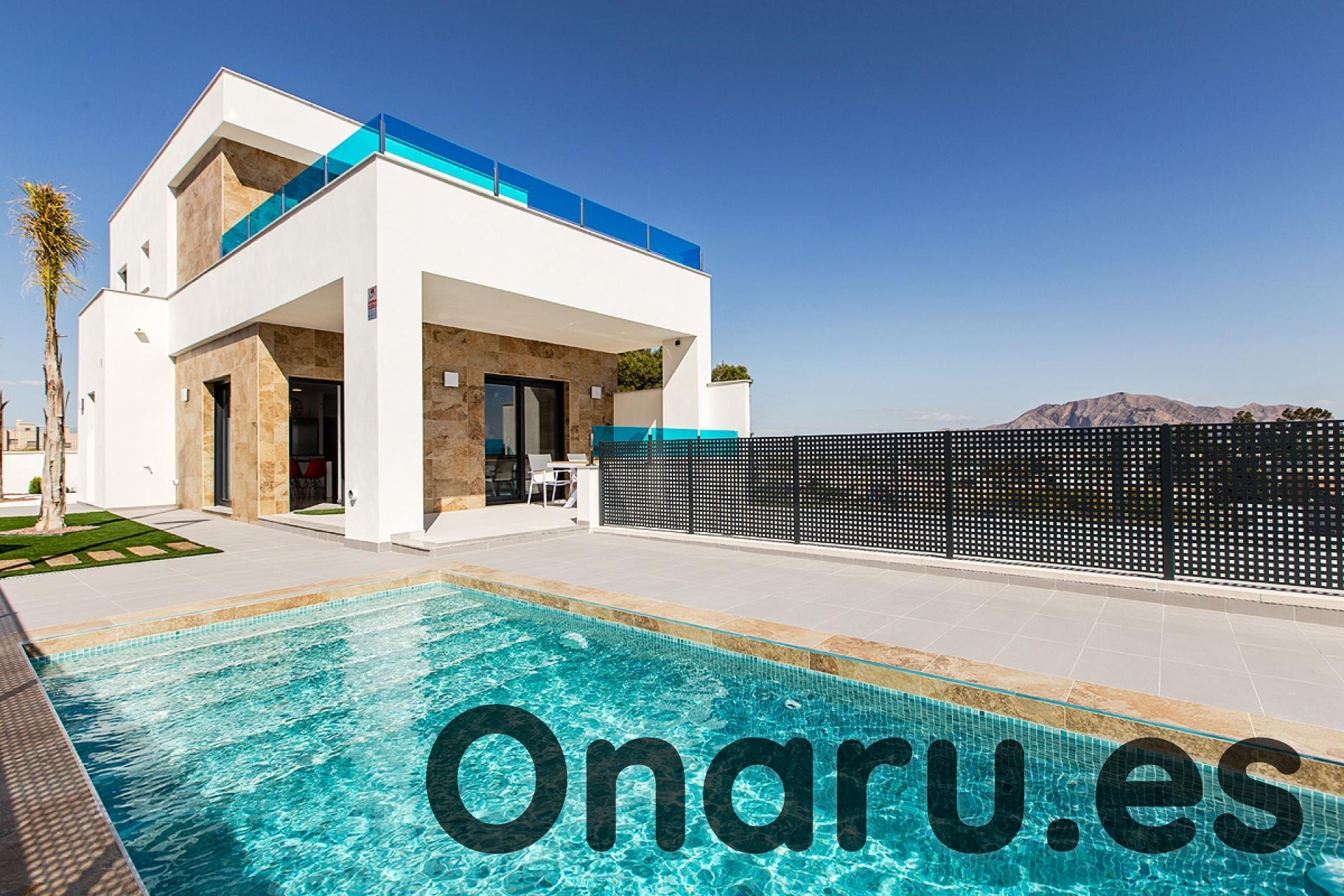 Ref:onaru-5371 Villa For Sale in Bigastro
