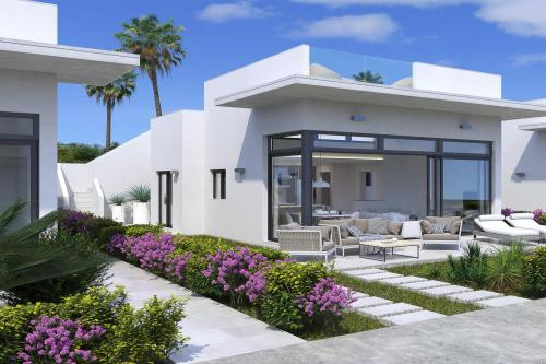 Villa close to golf course