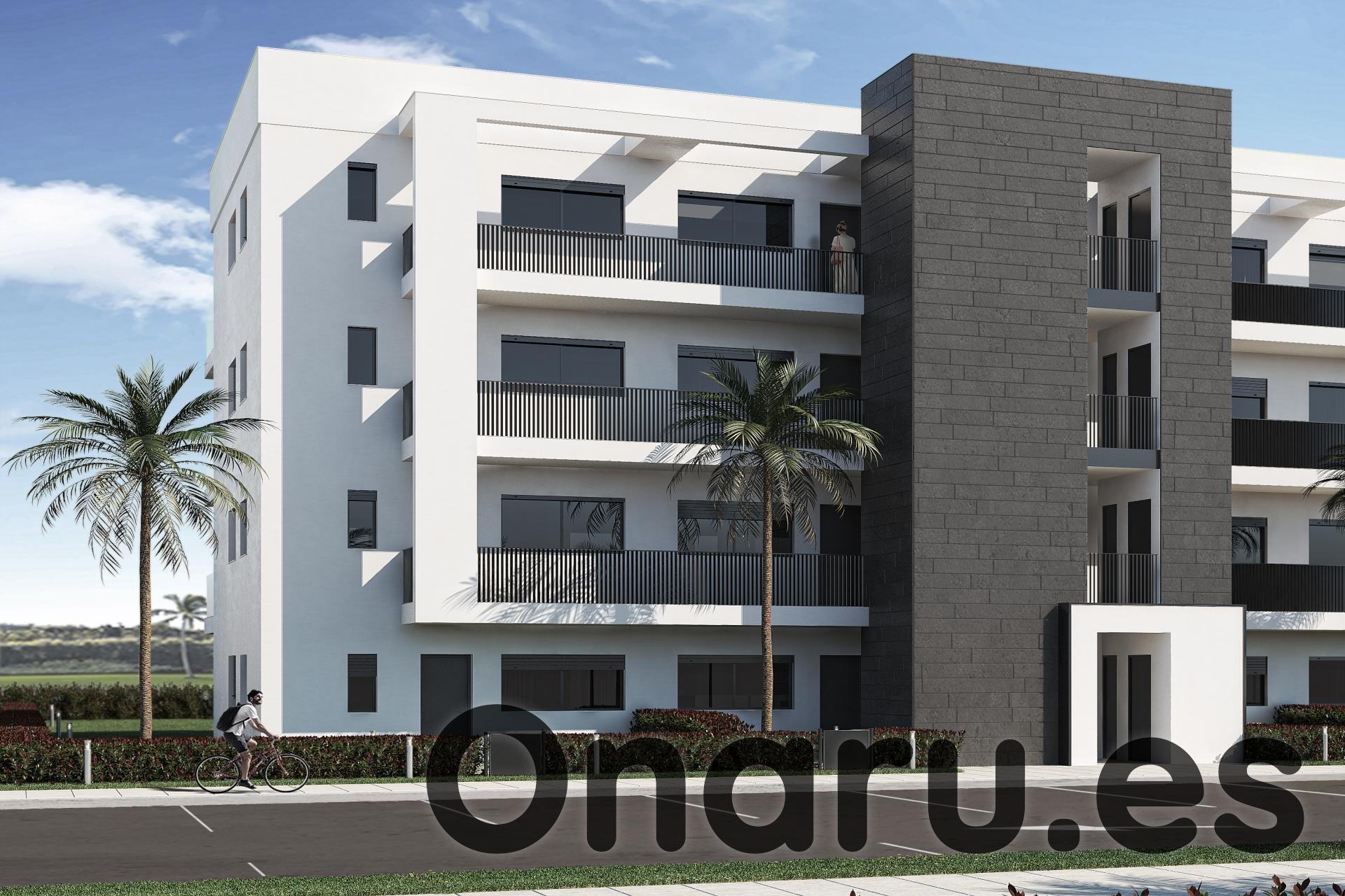 Ref:onaru-5373 Apartment For Sale in Condado de Alhama
