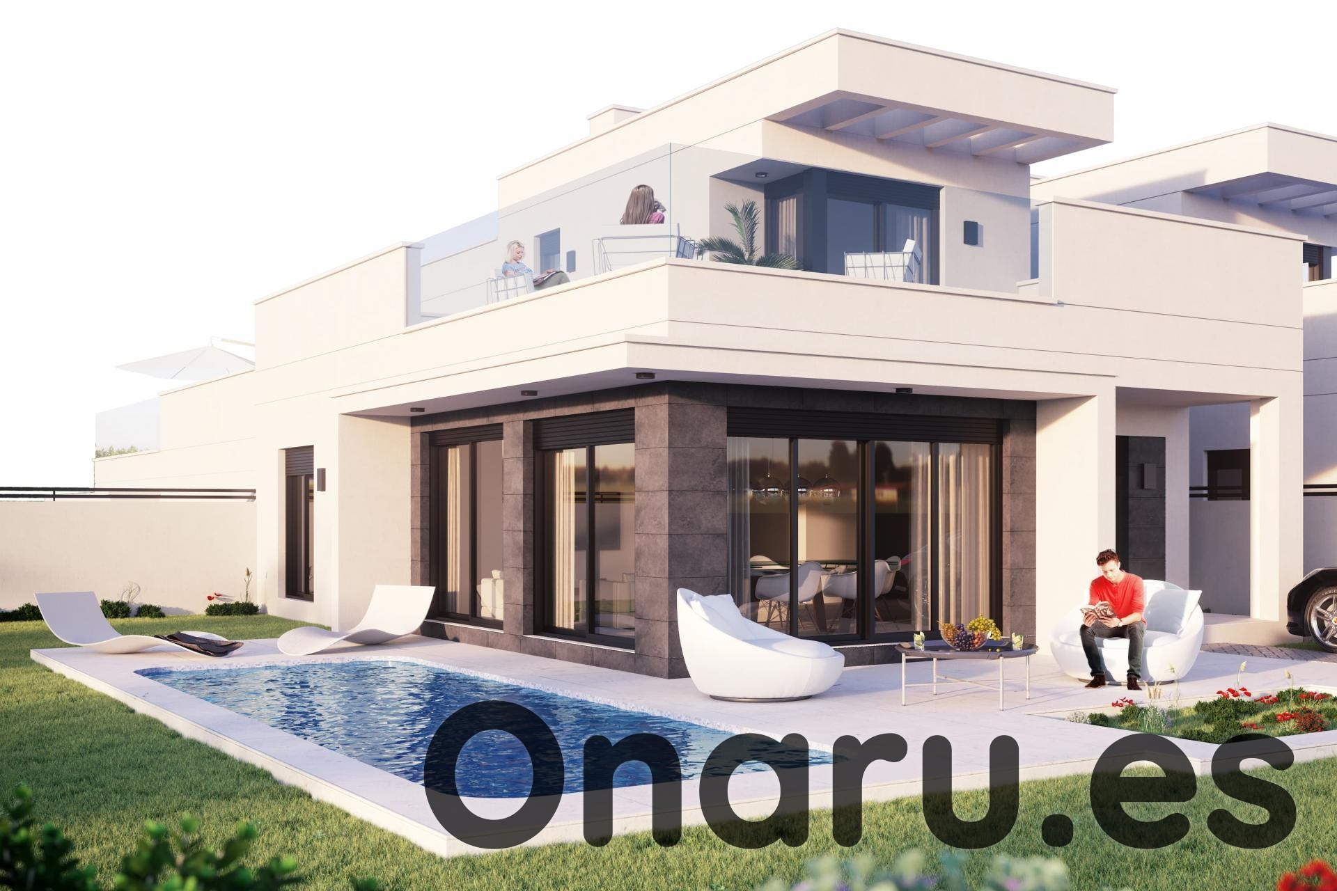 Ref:onaru-5374 Villa For Sale in San Fulgencio