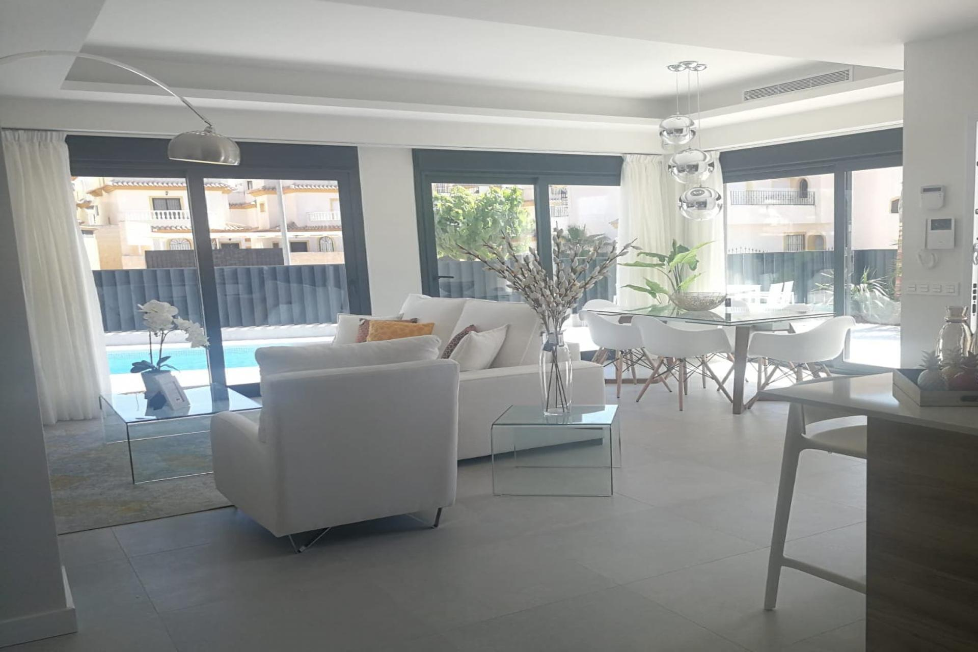 Semi-detached Villa in San Fulgencio