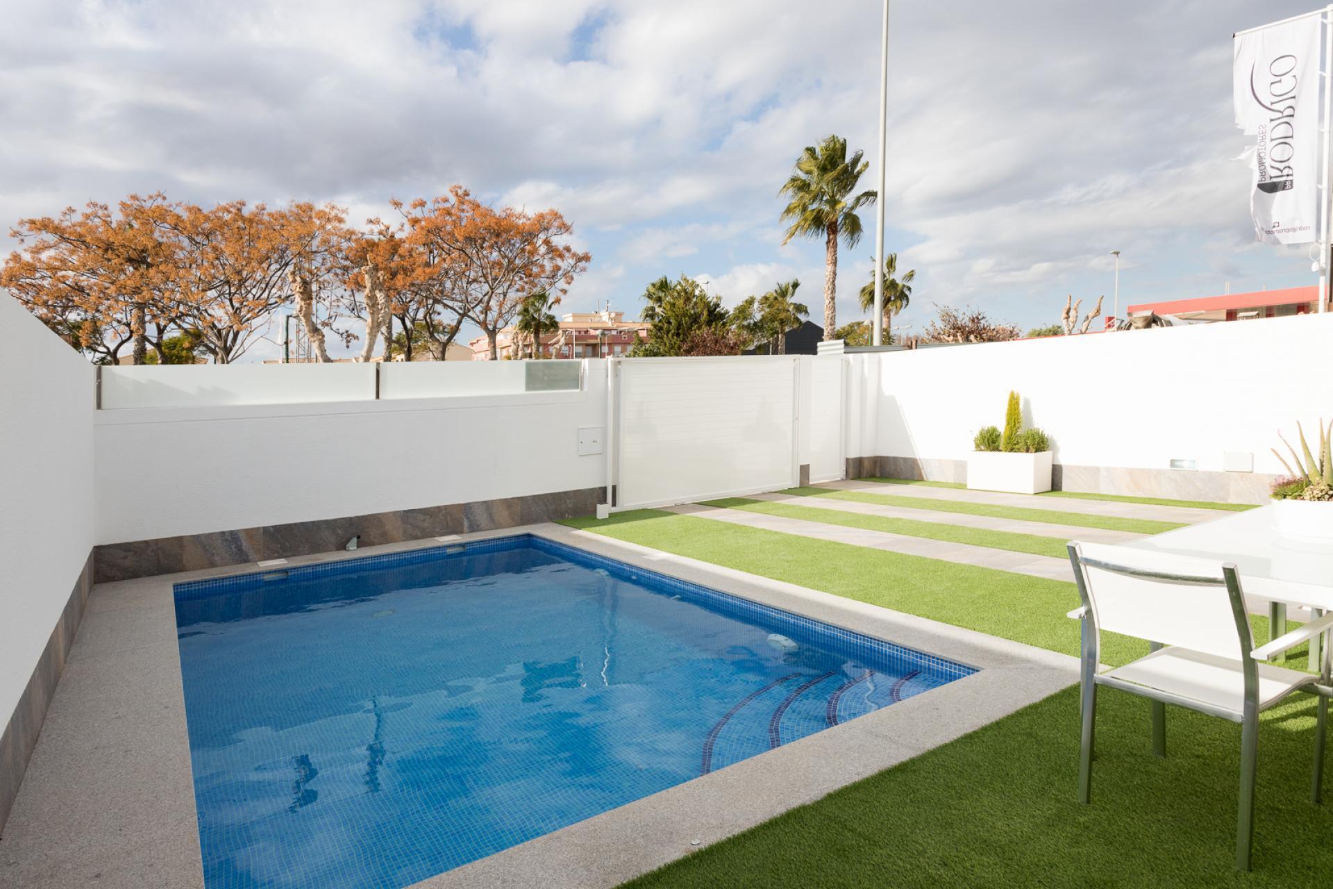 Great villas in San Pedro del Pinatar