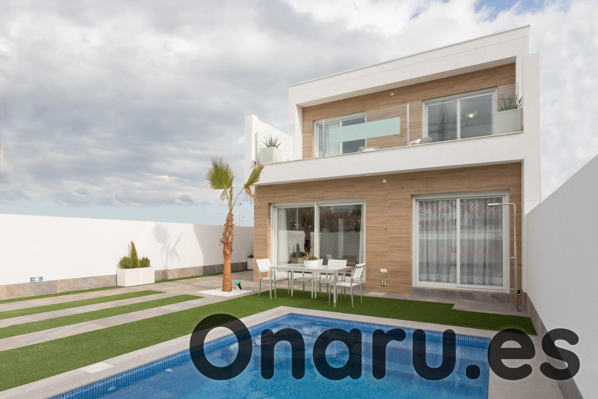 Ref:onaru-5377 Villa For Sale in Pilar de la Horadada