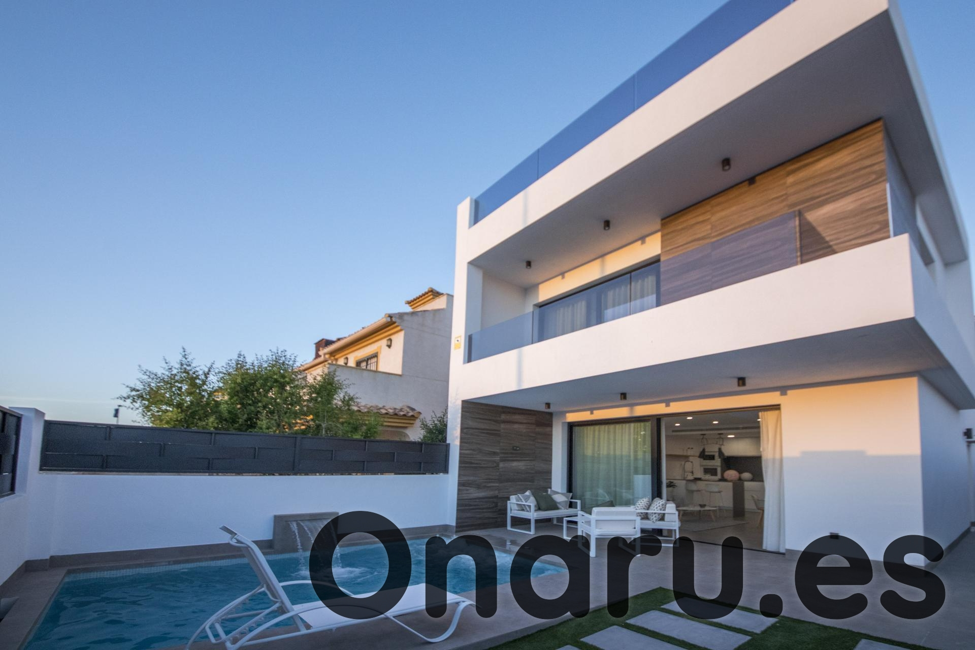 Ref:onaru-5378 Villa For Sale in Santiago de la Ribera