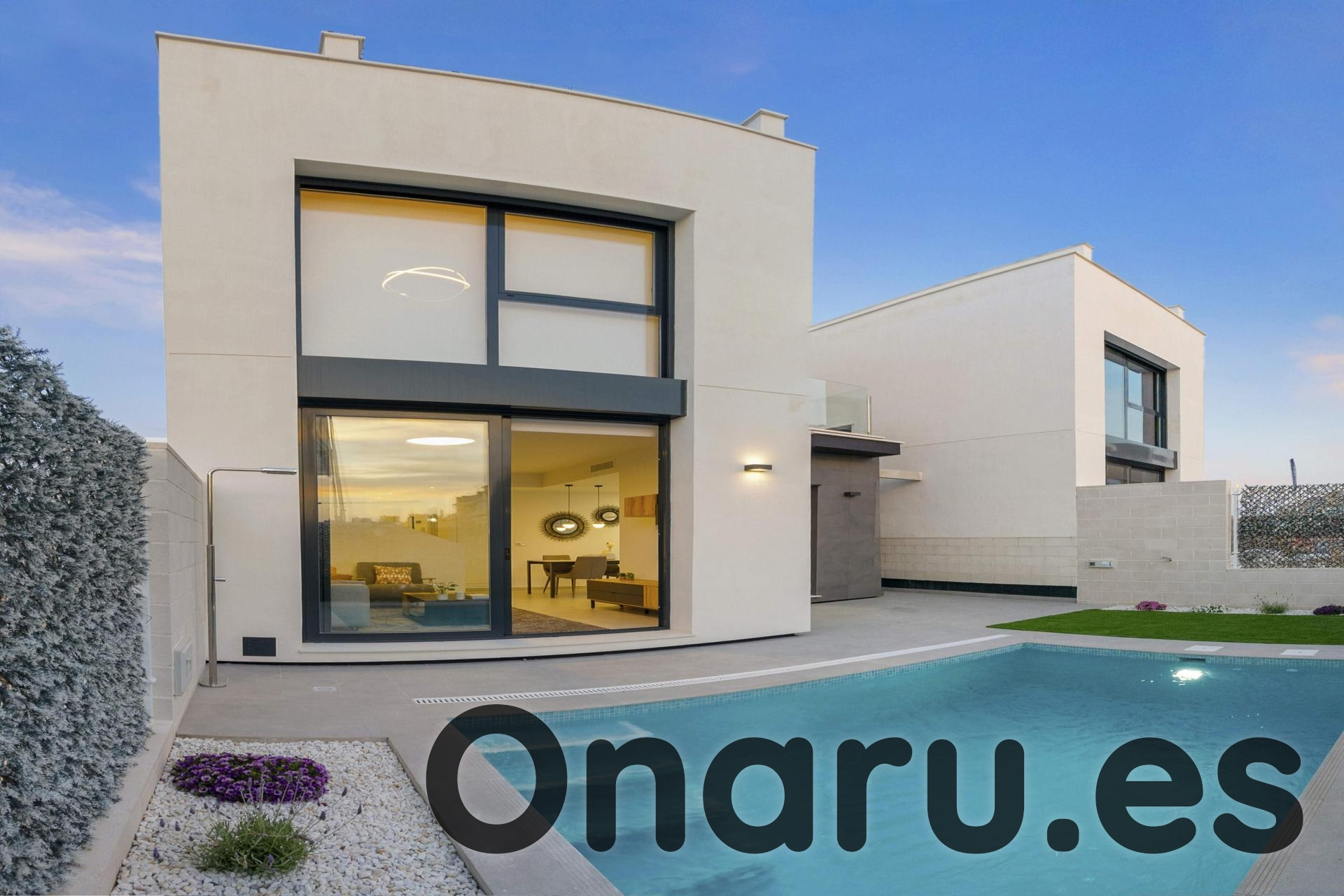 Ref:onaru-5379 Villa For Sale in Villamartin