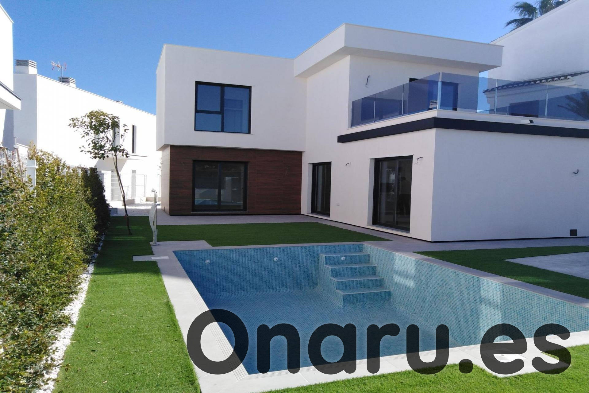 Ref:onaru-5380 Villa For Sale in Santiago de la Ribera