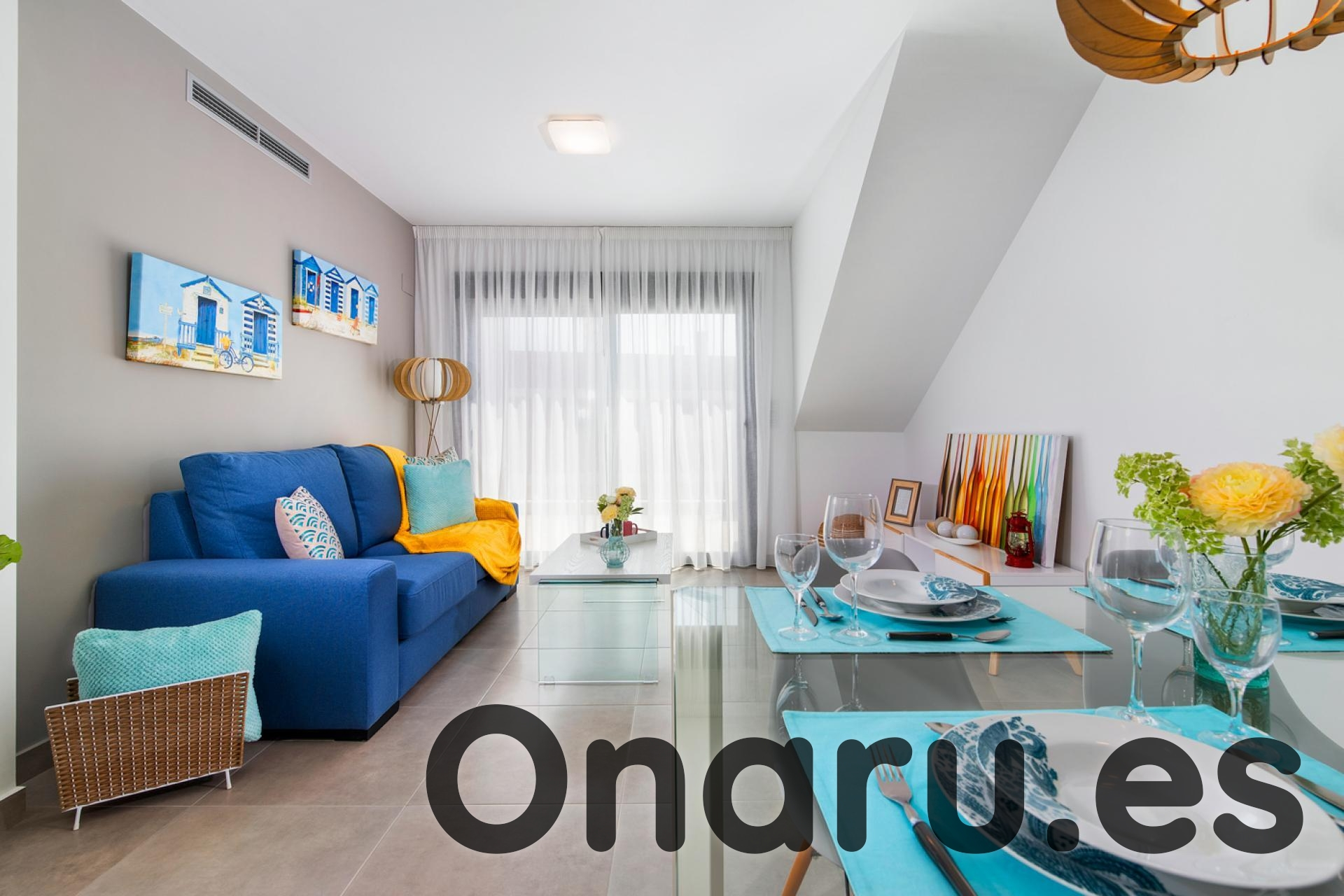 Ref:onaru-5386 Bungalow For Sale in Pilar de la Horadada