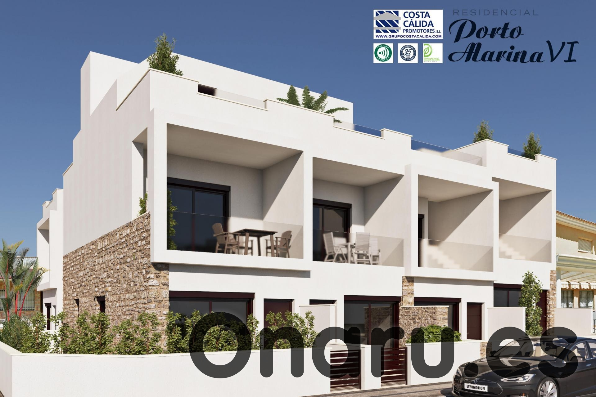 onaru-5391: Townhouse in Torre de la Horadada