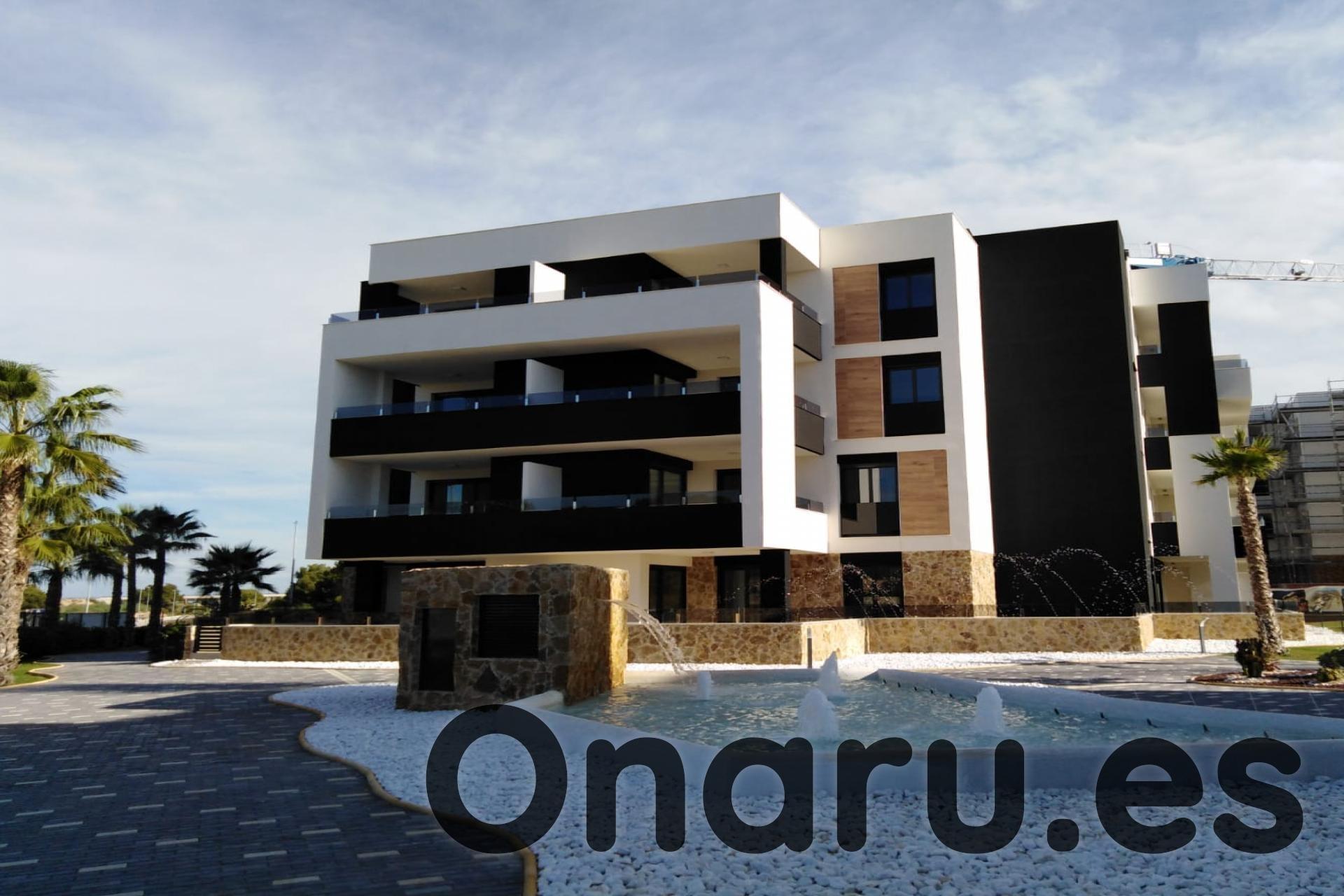 Ref:onaru-5399 Apartment For Sale in Orihuela Costa