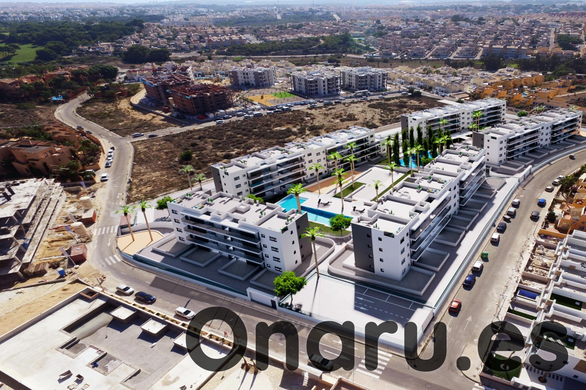 Ref:onaru-5402 Apartment For Sale in Villamartin