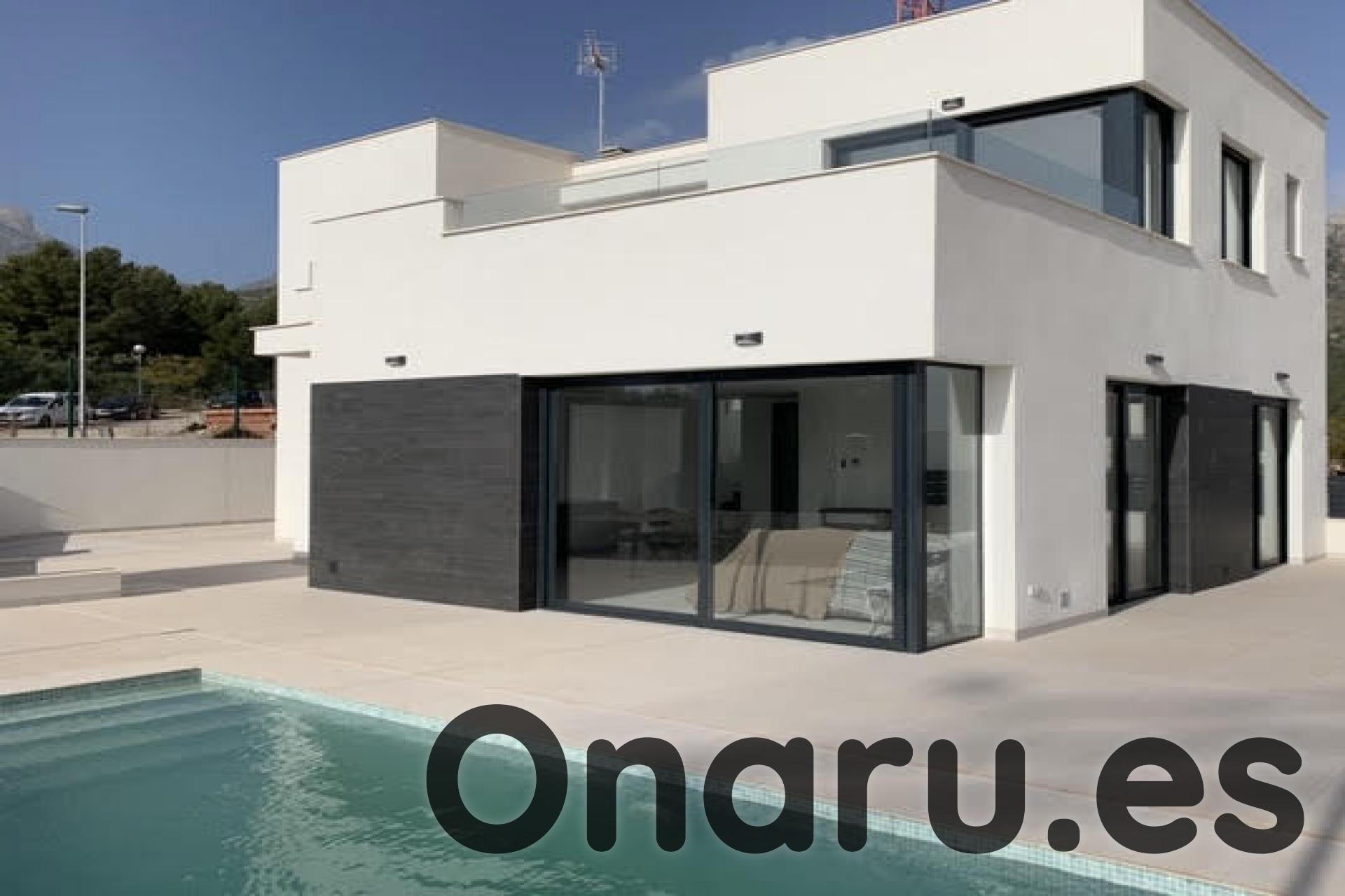 onaru-5429: Villa in Polop