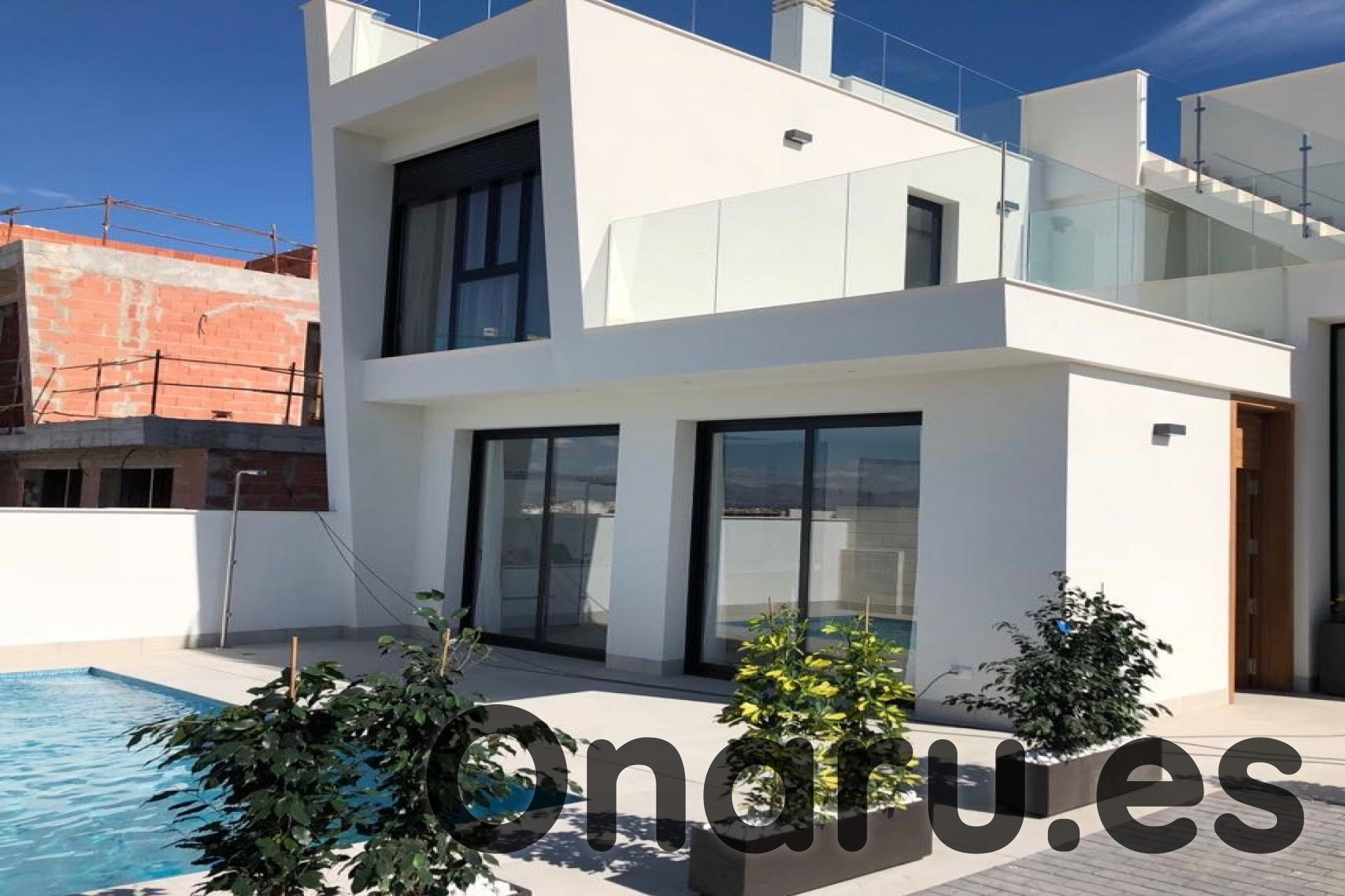 Ref:onaru-5430 Villa For Sale in Benijófar