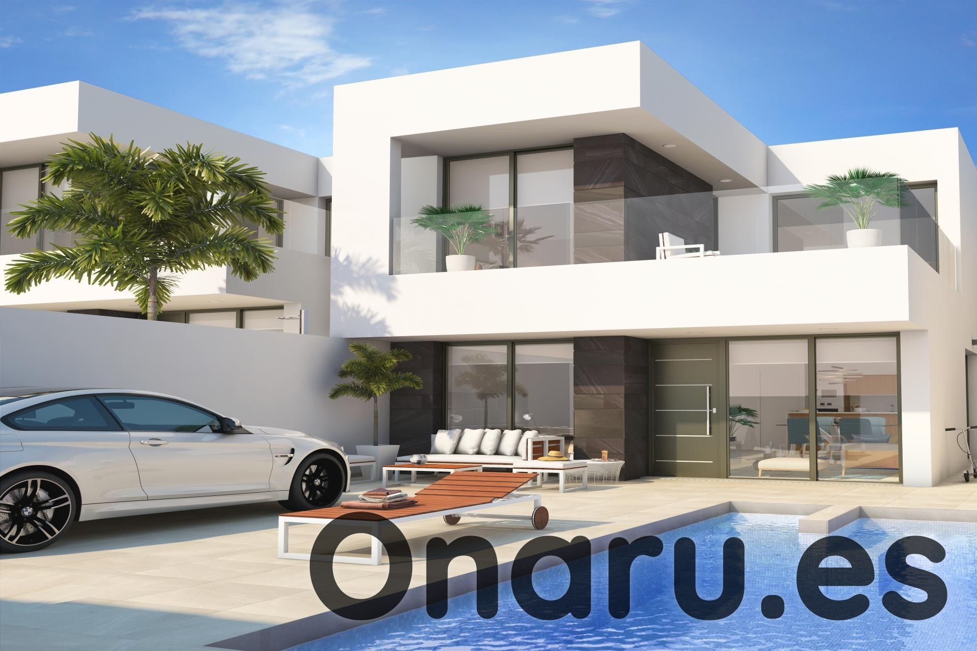 Ref:onaru-5435 Villa For Sale in Benijófar
