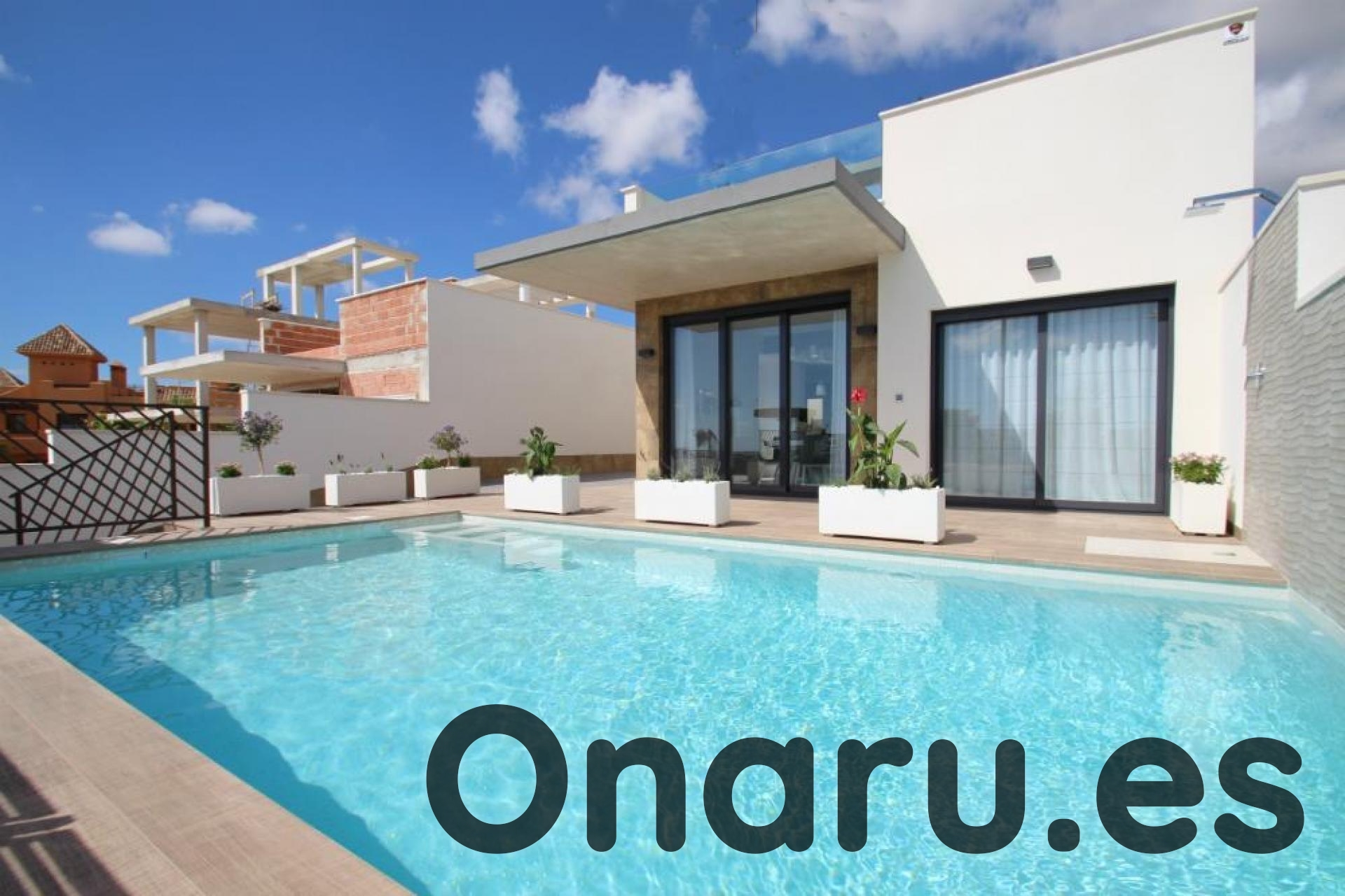 Ref:onaru-5436 Villa For Sale in Castalla