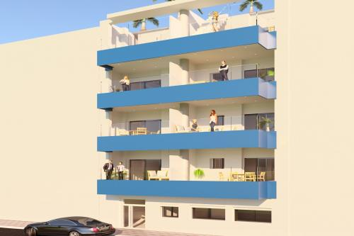 Apartment in El Cura Beach - Torrevieja
