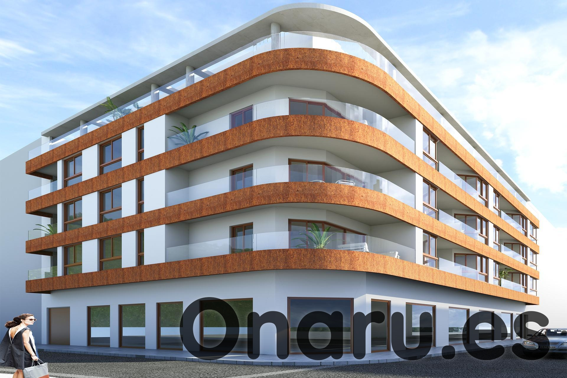 Ref:onaru-5441 Apartment For Sale in Torrevieja
