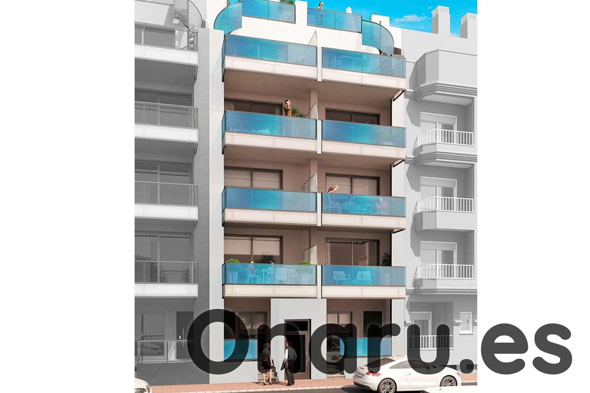 Ref:onaru-5442 Apartment For Sale in Torrevieja