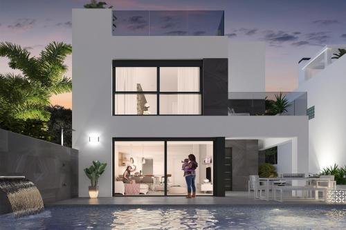 Luxury Villas in Orihuela Costa