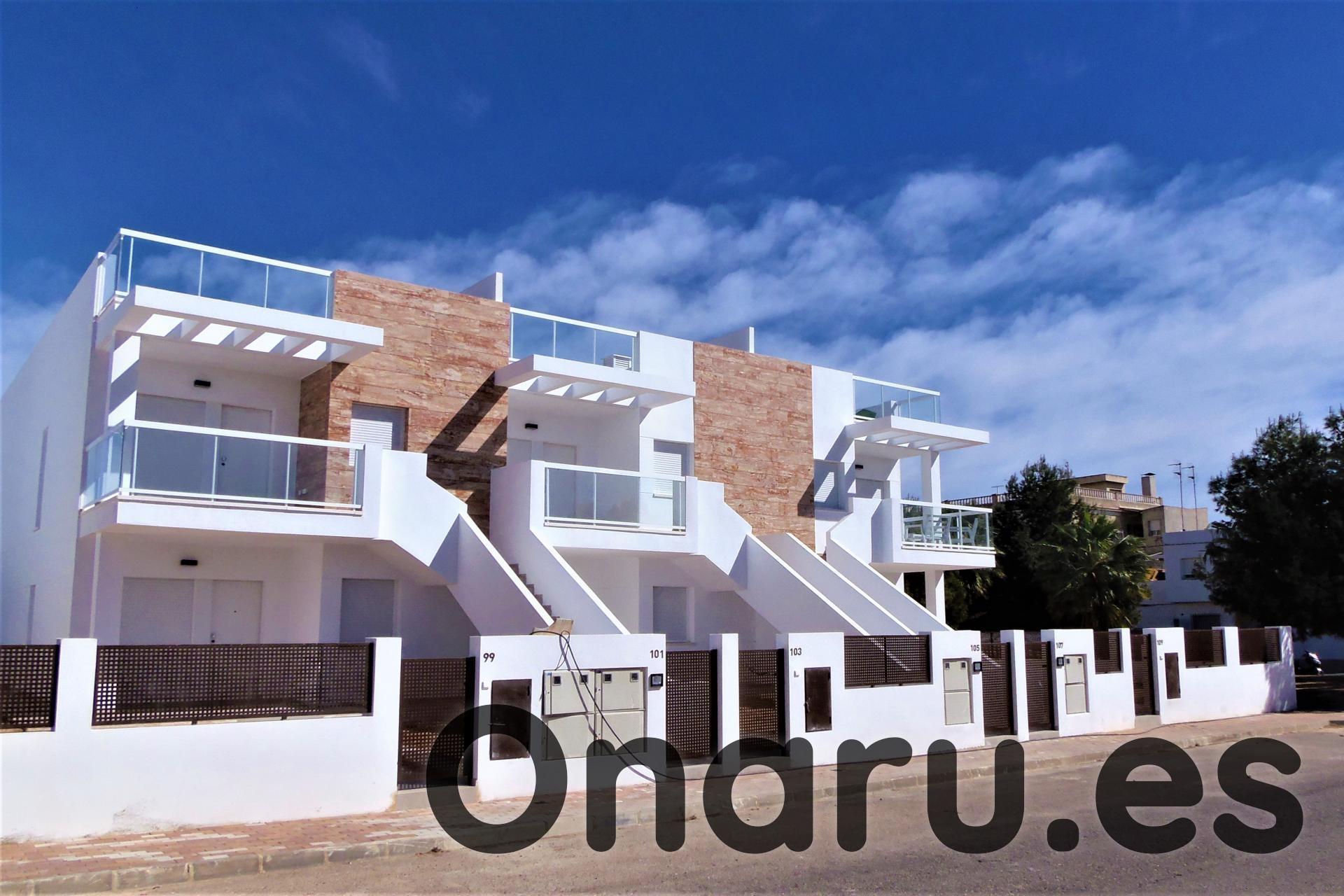 Ref:onaru-5445 Bungalow For Sale in San Pedro del Pinatar