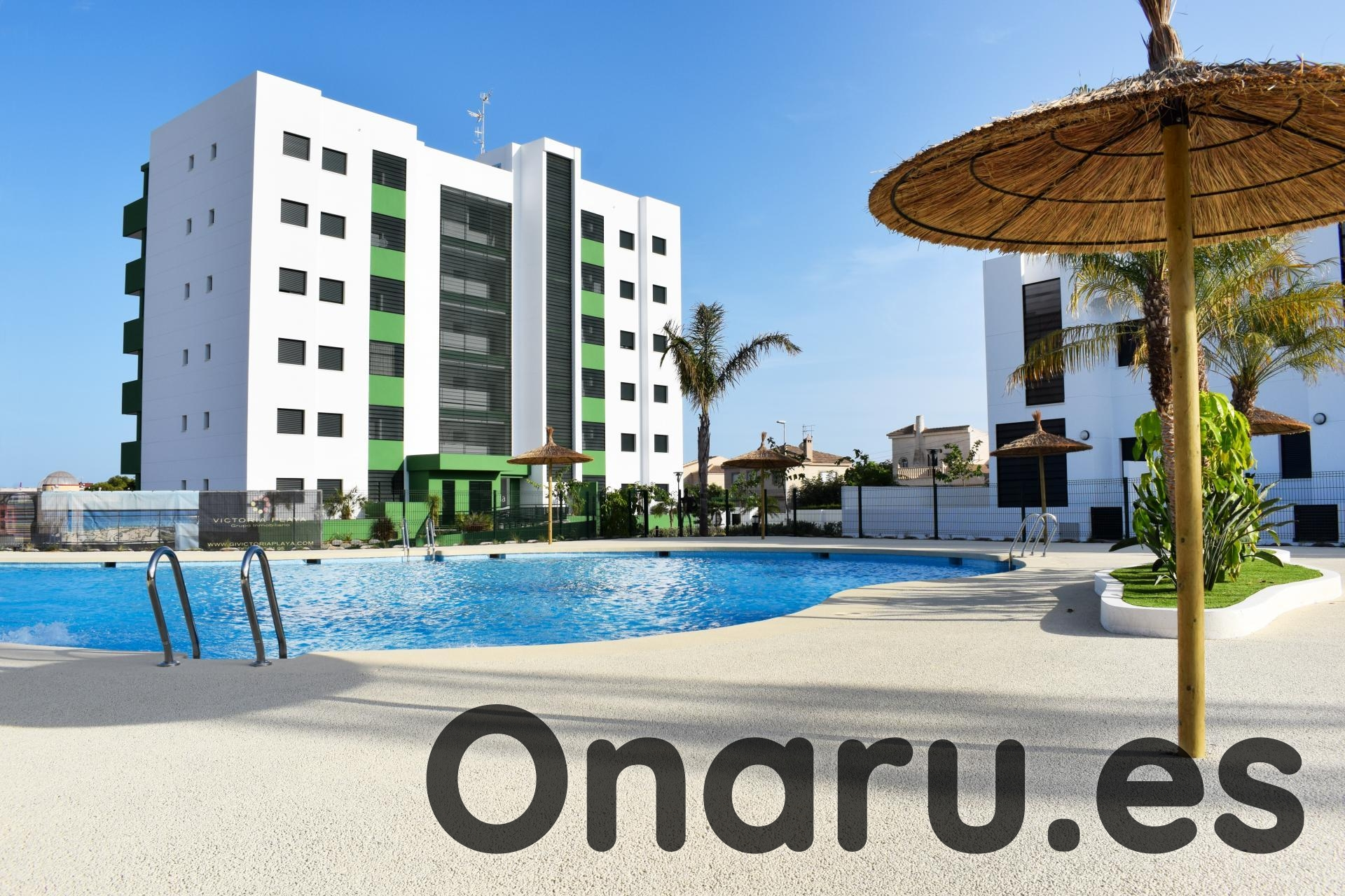 Ref:onaru-5448 Apartment For Sale in Mil Palmeras