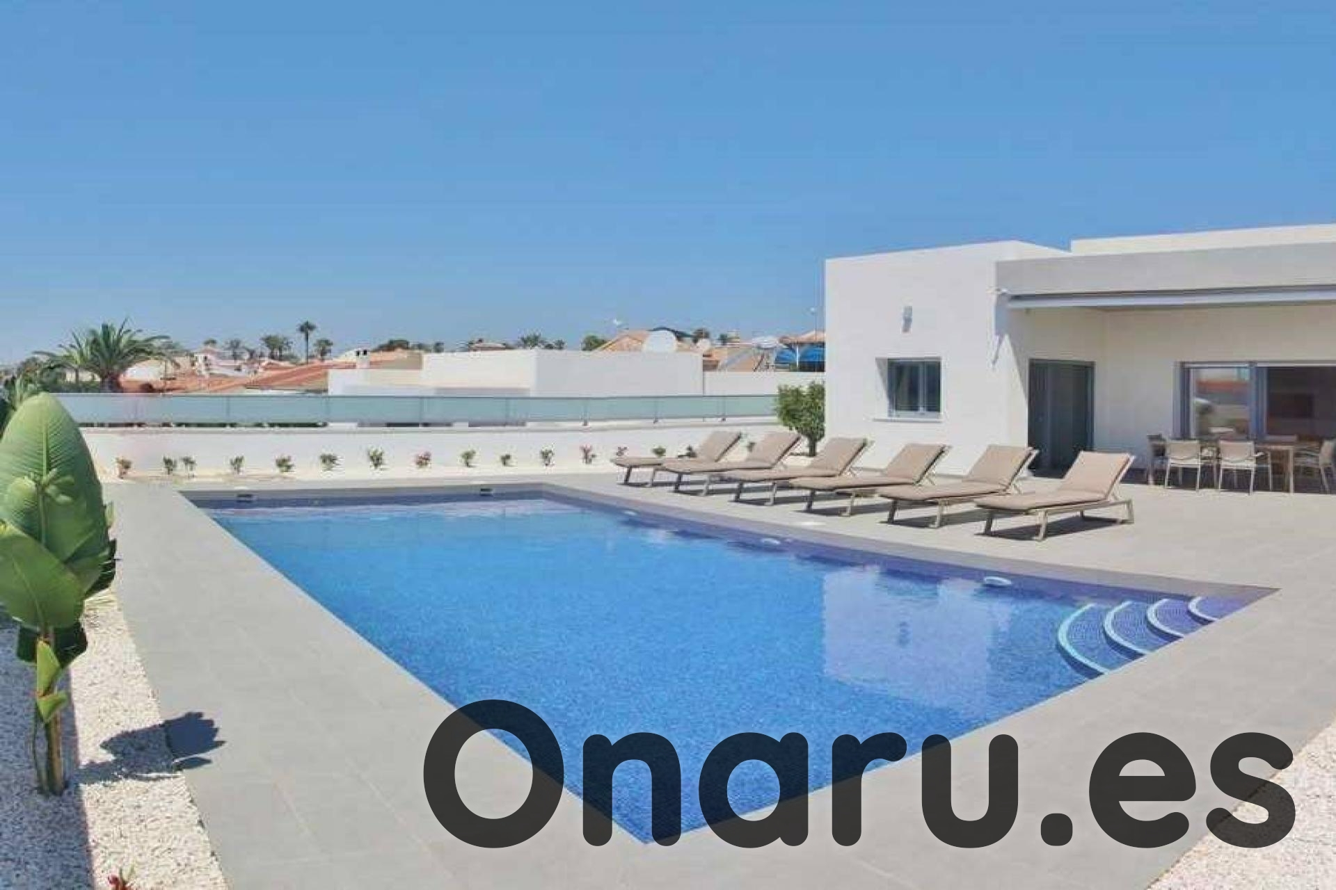 Ref:onaru-5449 Villa For Sale in Benijófar