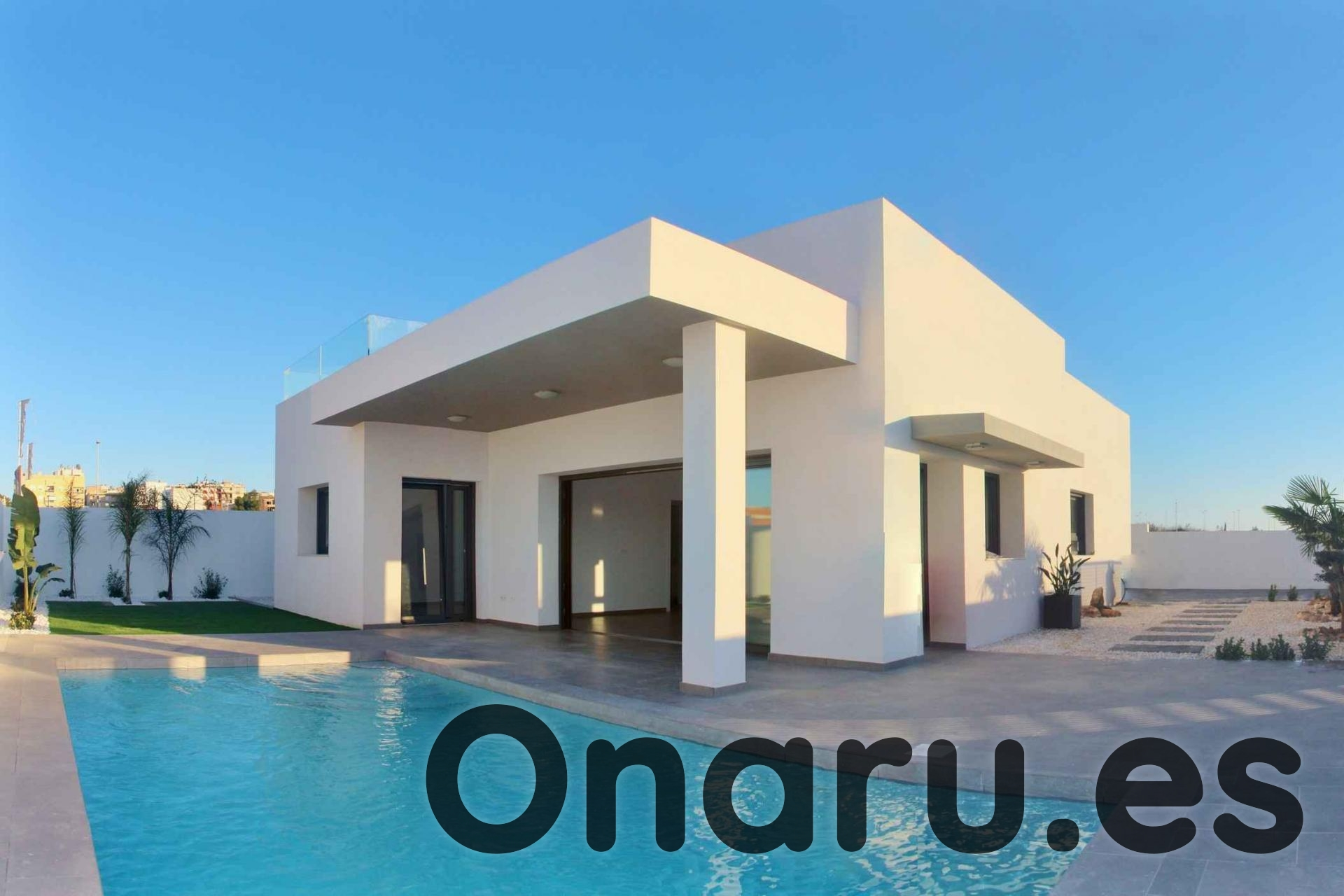 Ref:onaru-5450 Villa For Sale in Benijófar