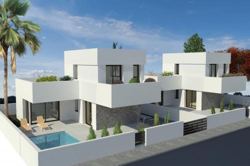 Modern Villa in Benijofar