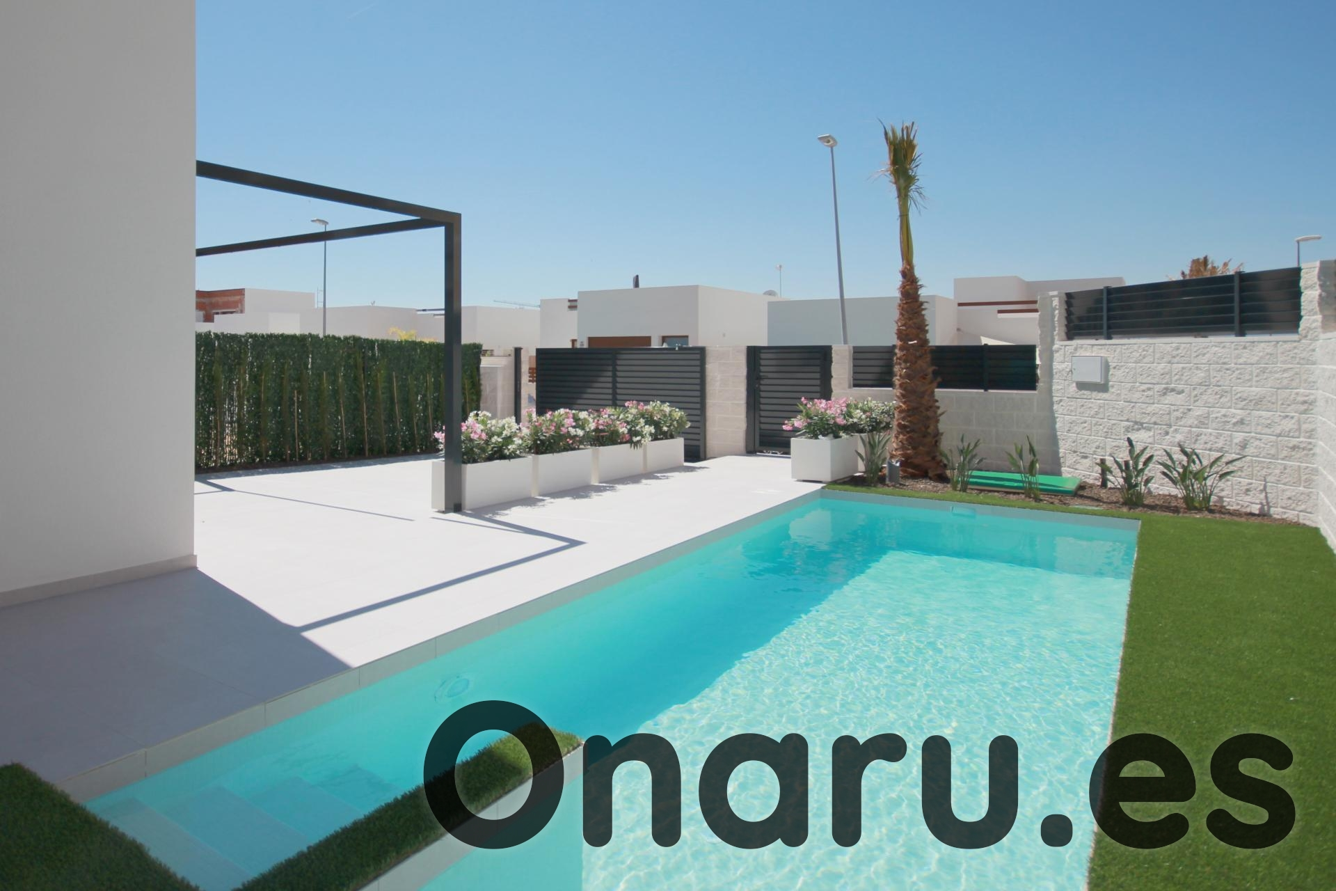 Ref:onaru-5452 Villa For Sale in Benijófar