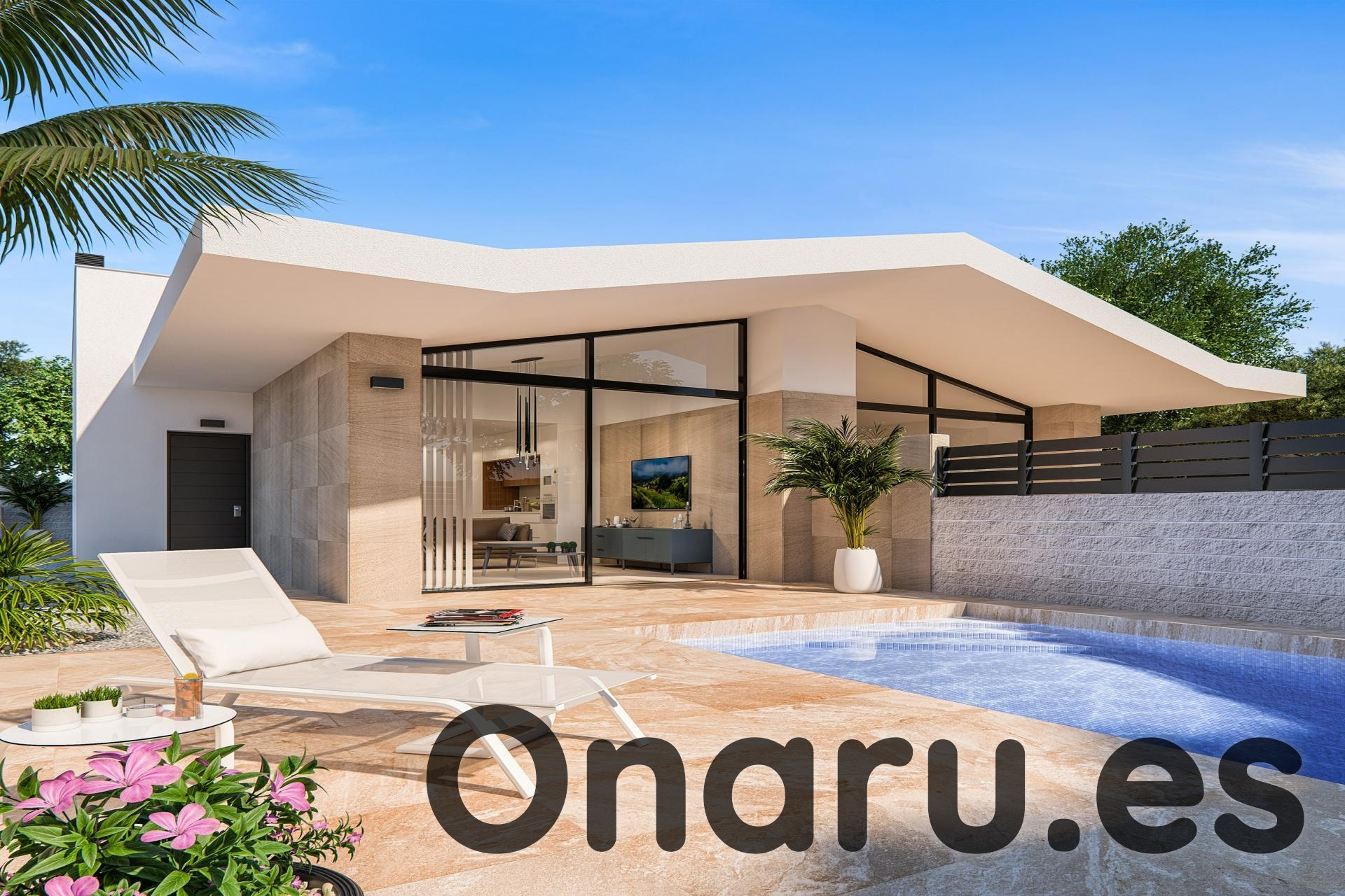 Ref:onaru-5453 Villa For Sale in Benijófar