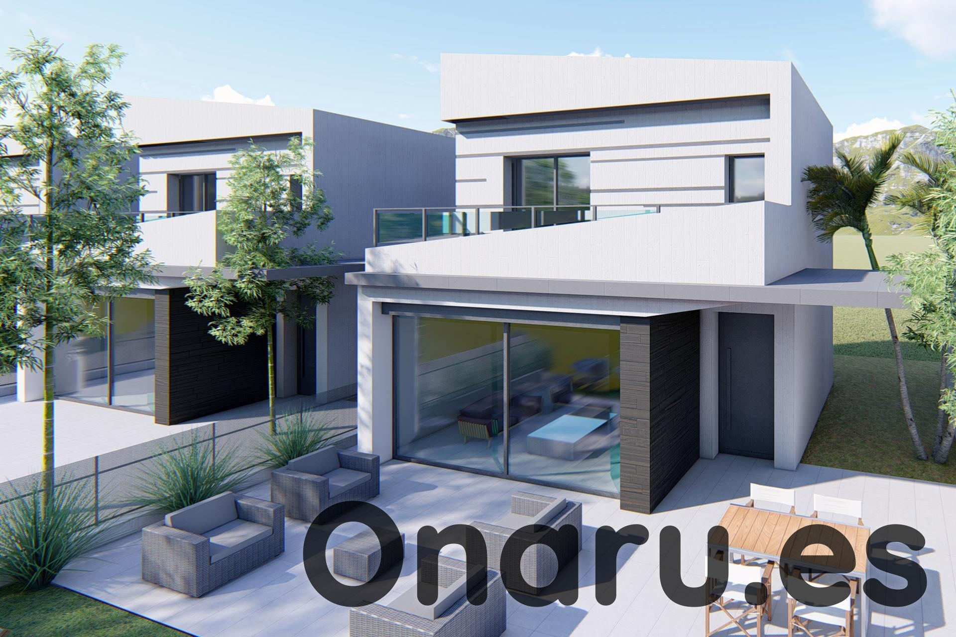 onaru-5454: Villa in Heredades