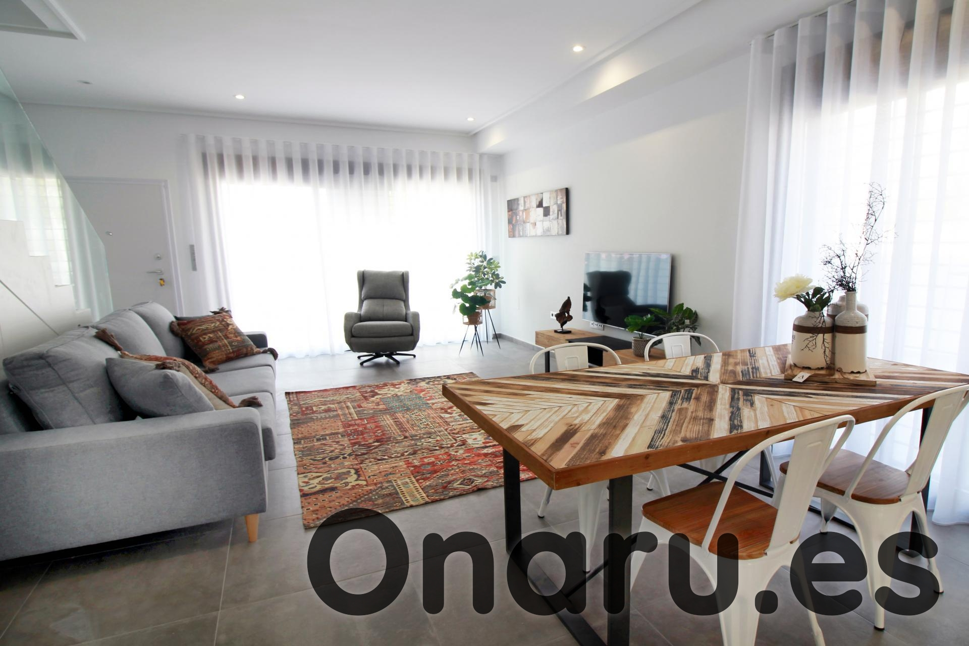 Ref:onaru-5460 Bungalow For Sale in Torre de la Horadada