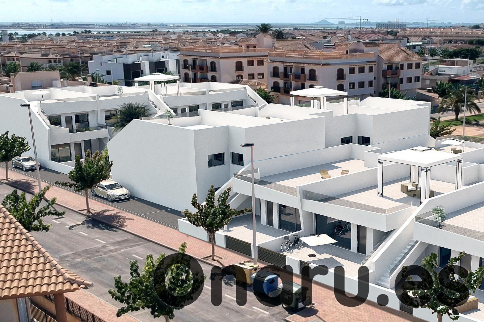 Ref:onaru-5461 Bungalow For Sale in San Pedro del Pinatar
