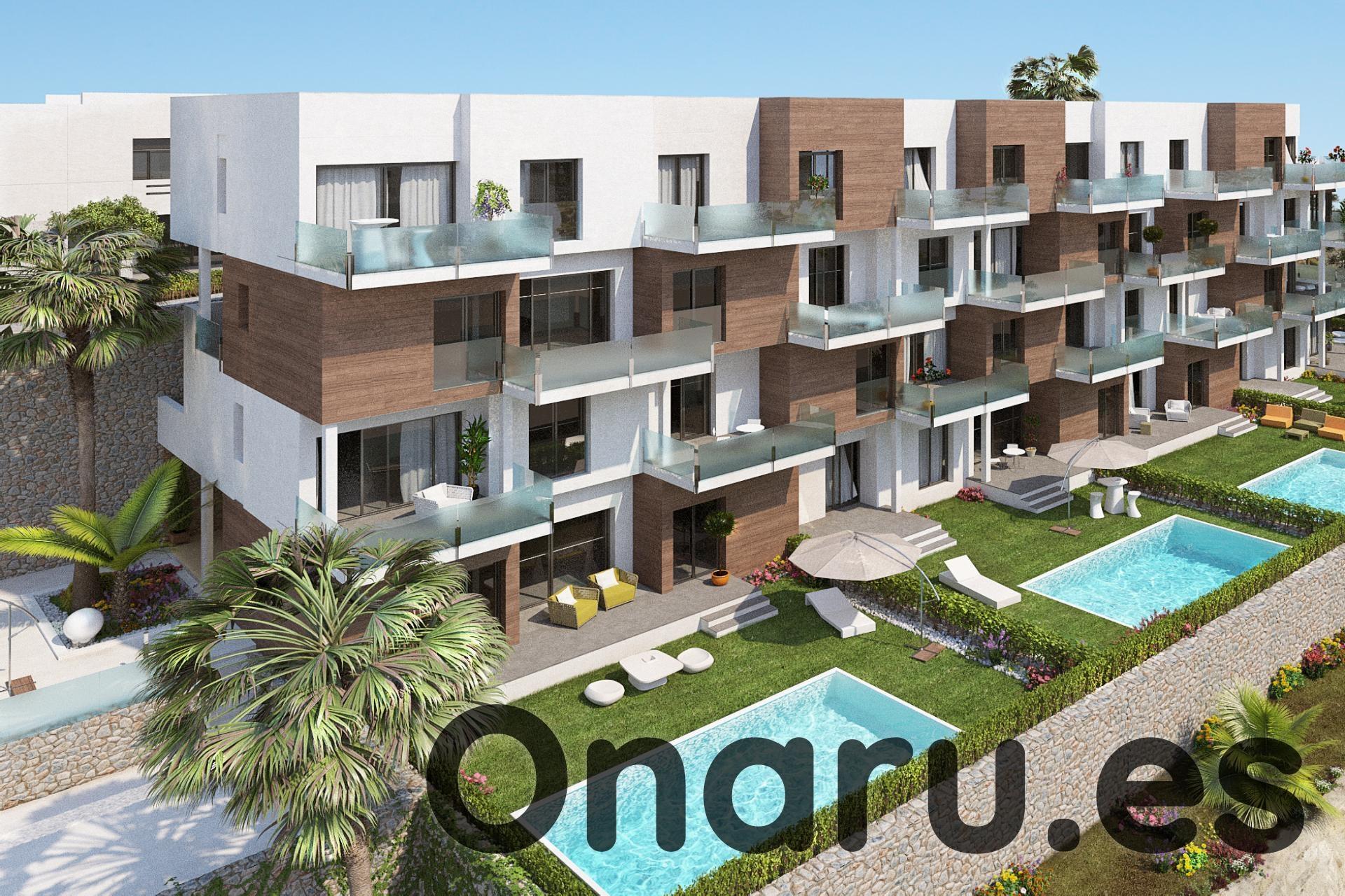 Ref:onaru-5478 Apartment For Sale in Orihuela Costa