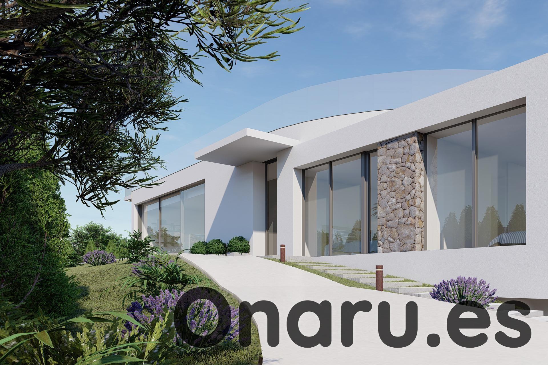 Ref:onaru-5480 Villa For Sale in Orihuela Costa