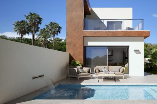 Modern villa in Daya Nueva