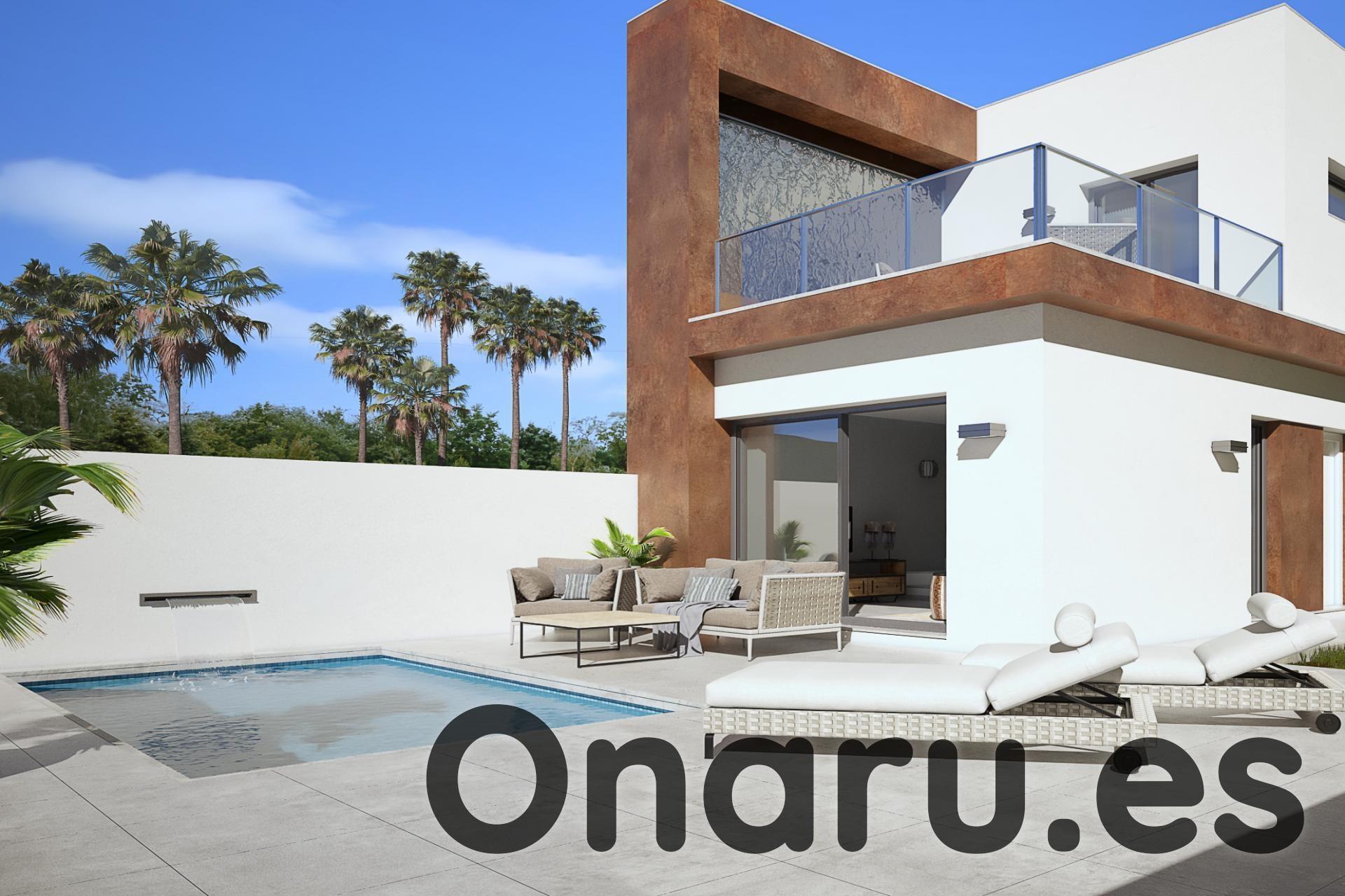 Ref:onaru-5484 Villa For Sale in Daya Nueva