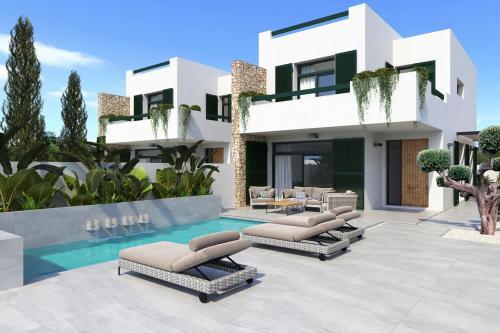Stunning Villa in Daya Nueva