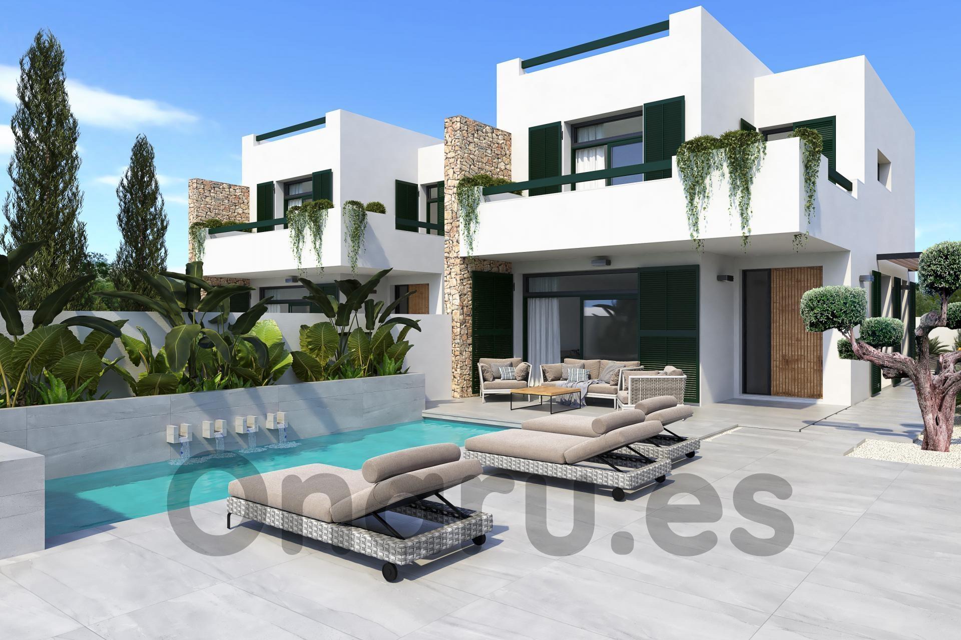 Ref:onaru-5485 Villa For Sale in Daya Nueva